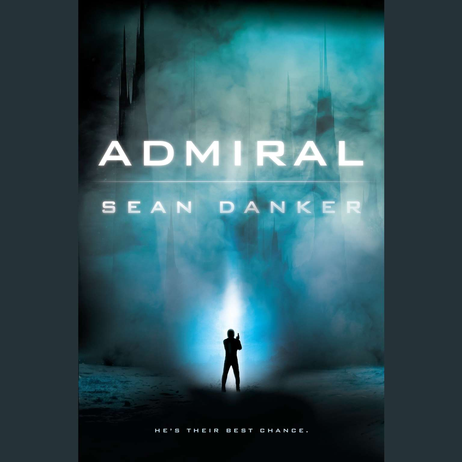 Printable Admiral Audiobook Cover Art