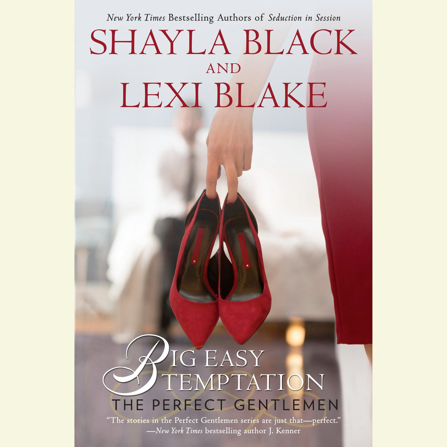 Printable Big Easy Temptation: The Perfect Gentlemen Audiobook Cover Art