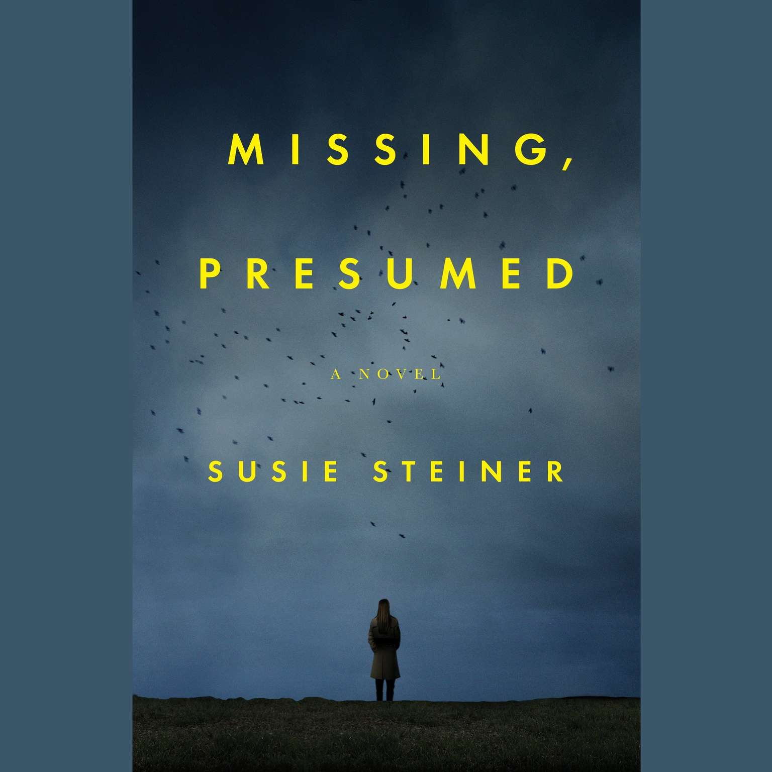Printable Missing, Presumed: A Novel Audiobook Cover Art