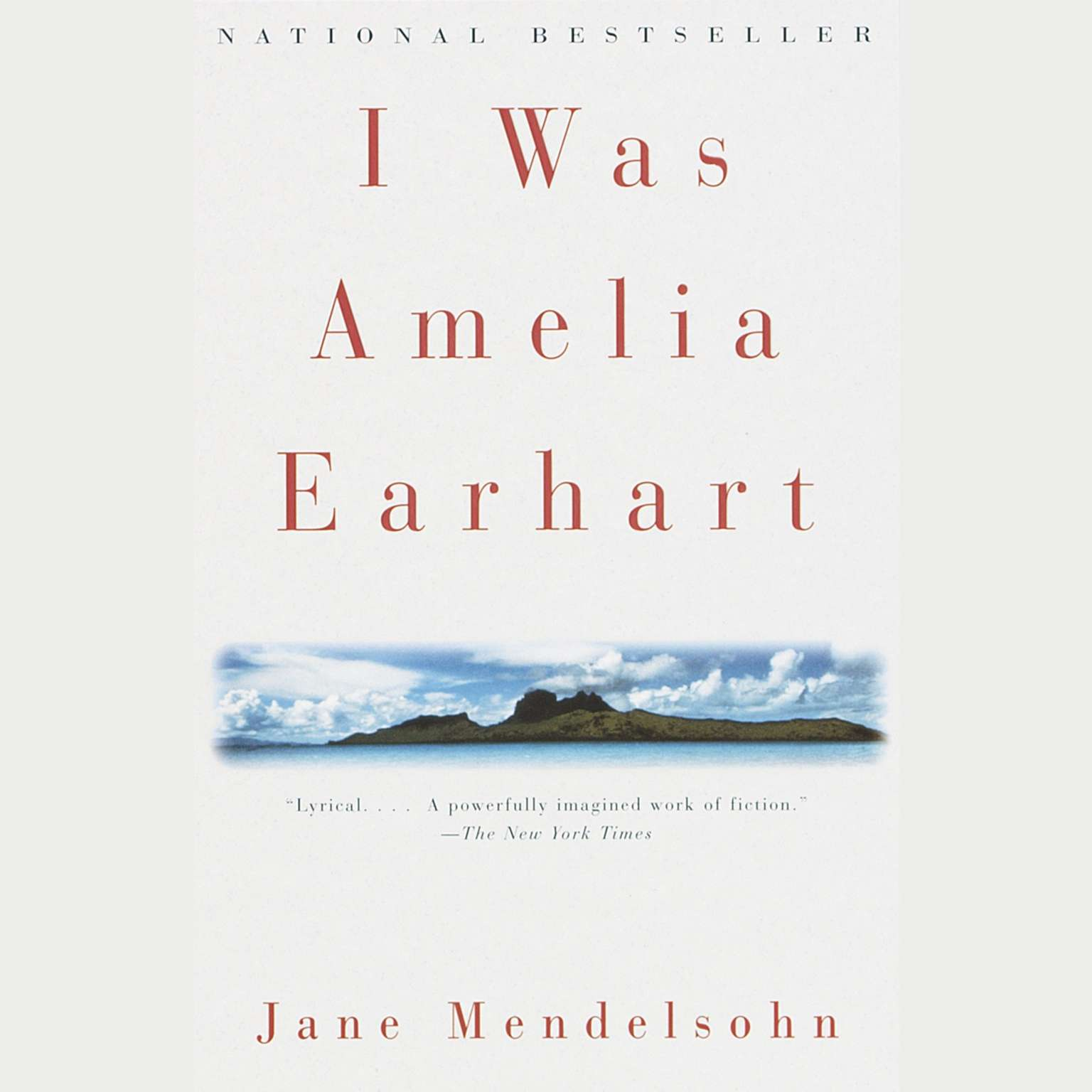 Printable I Was Amelia Earhart Audiobook Cover Art