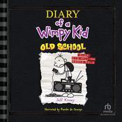 Old School Audiobook, by Jeff Kinney