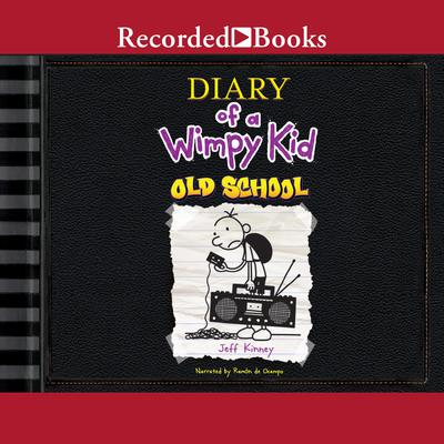 Old School Audiobook, by