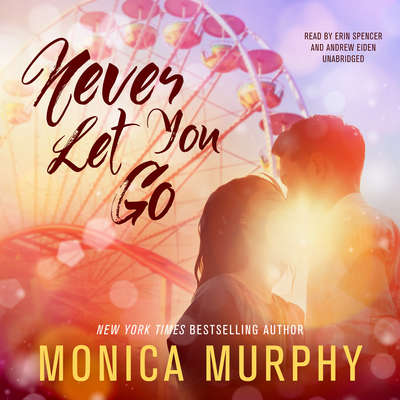 Never Let You Go Audiobook, by
