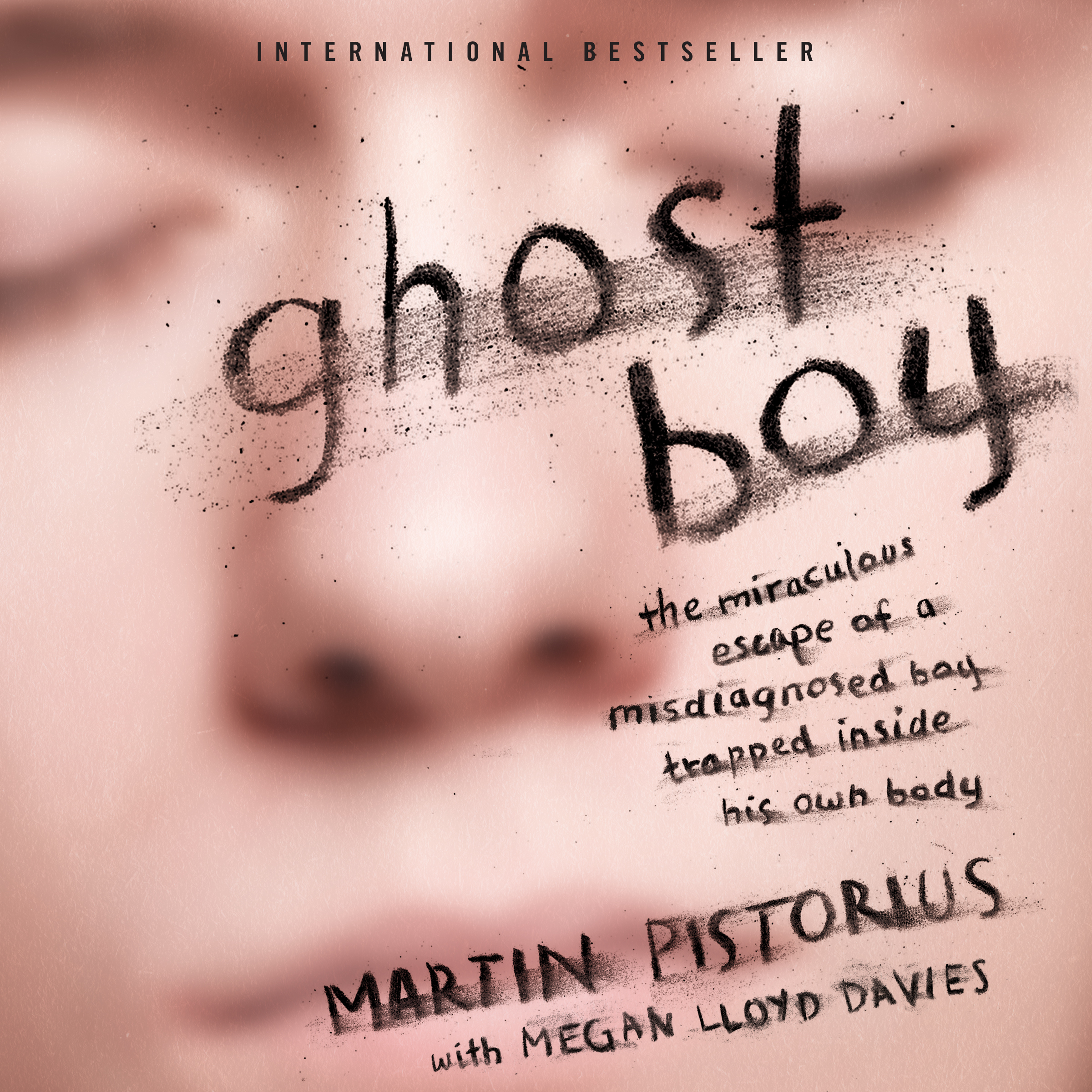 Printable Ghost Boy: The Miraculous Escape of a Misdiagnosed Boy Trapped Inside His Own Body Audiobook Cover Art