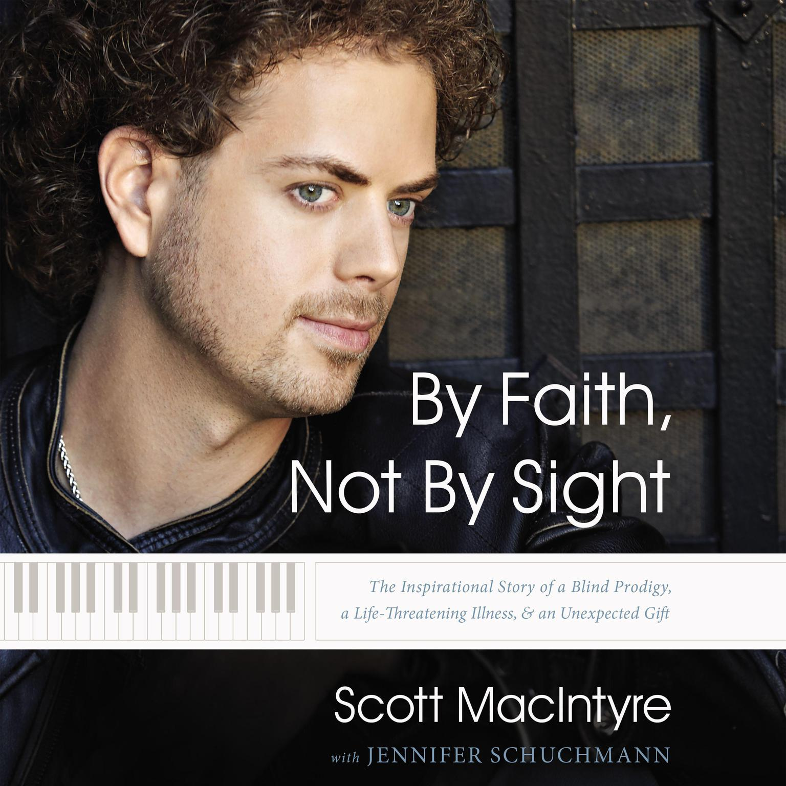 Printable By Faith Not By Sight Audiobook Cover Art