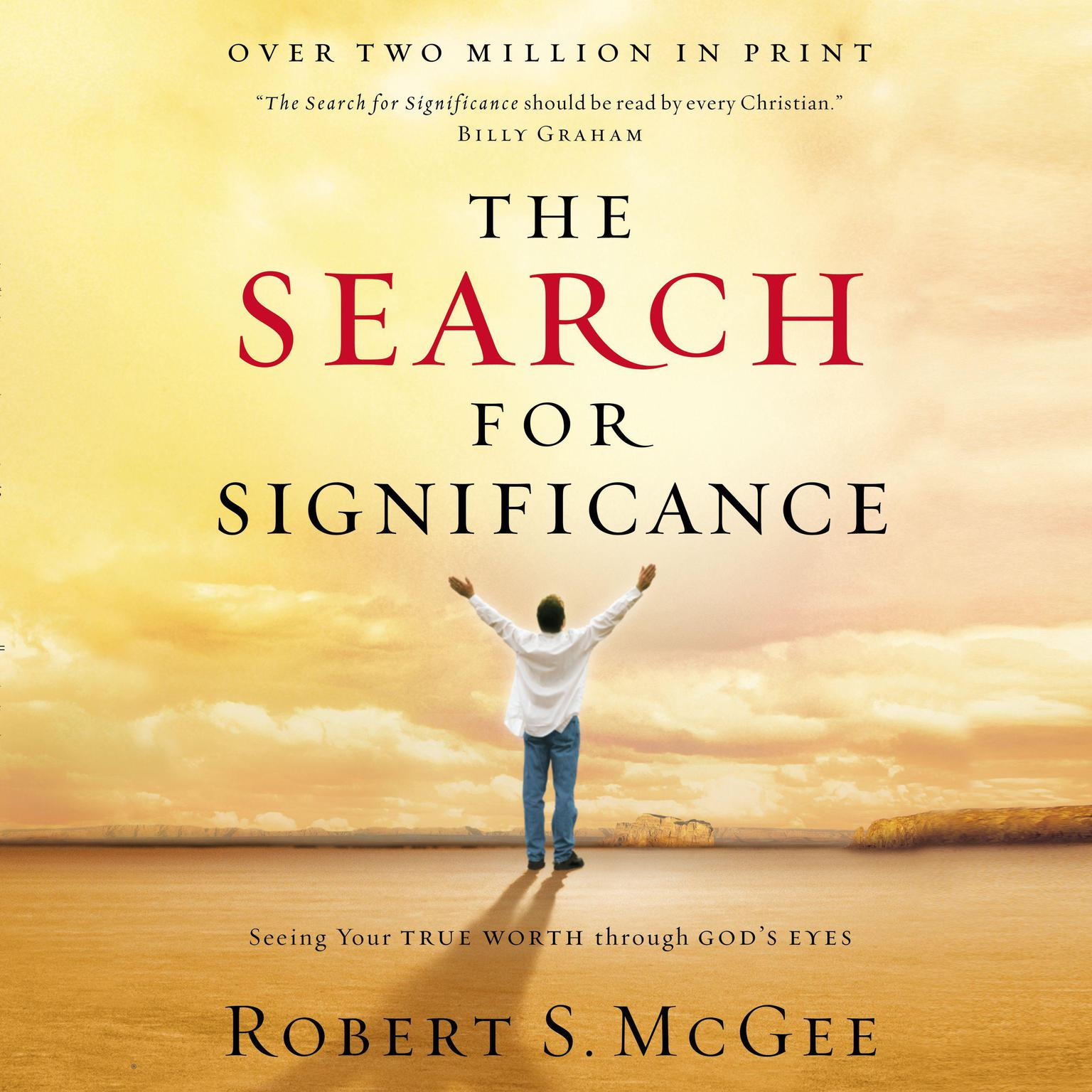 Printable The Search for Significance Audiobook Cover Art
