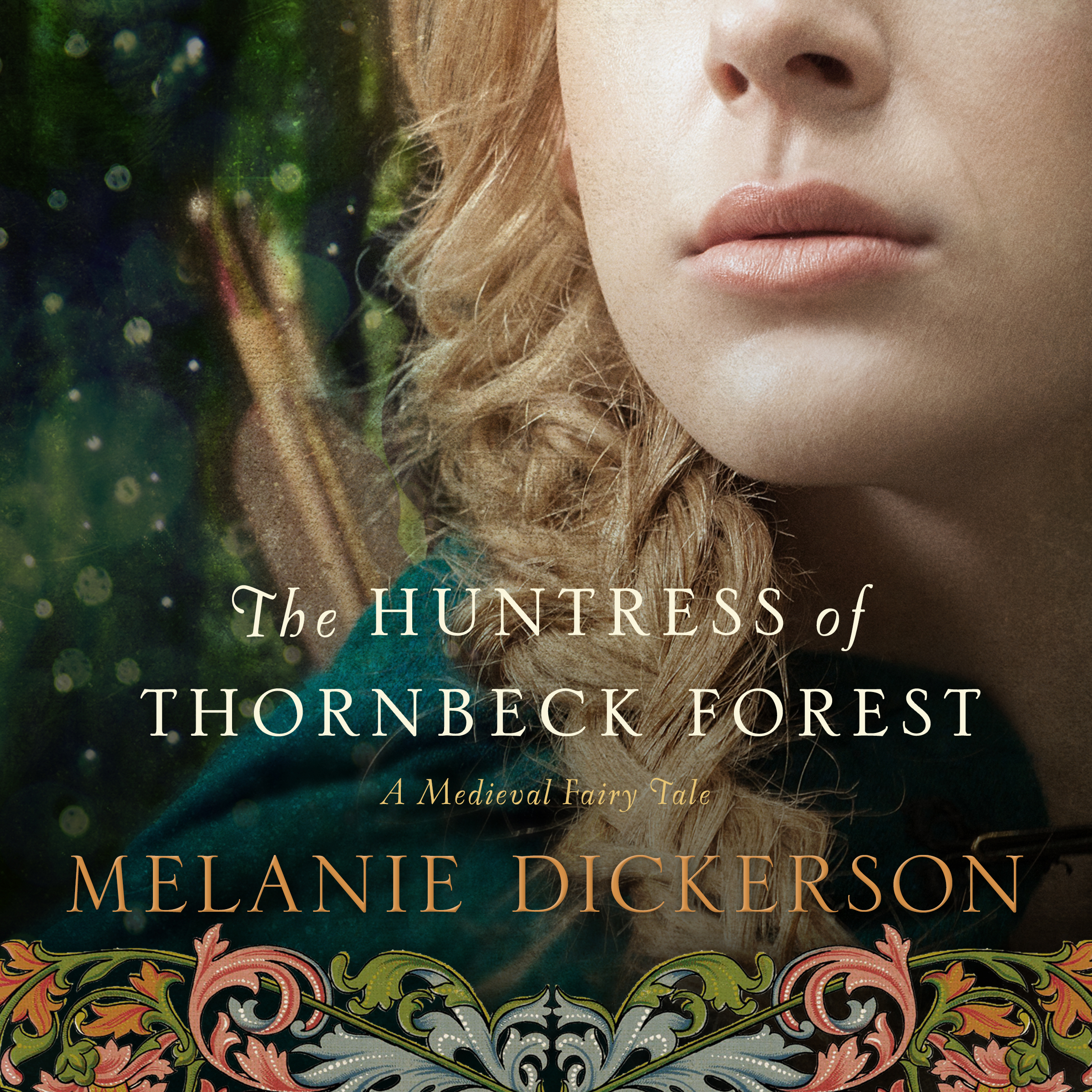 Printable The Huntress of Thornbeck Forest Audiobook Cover Art