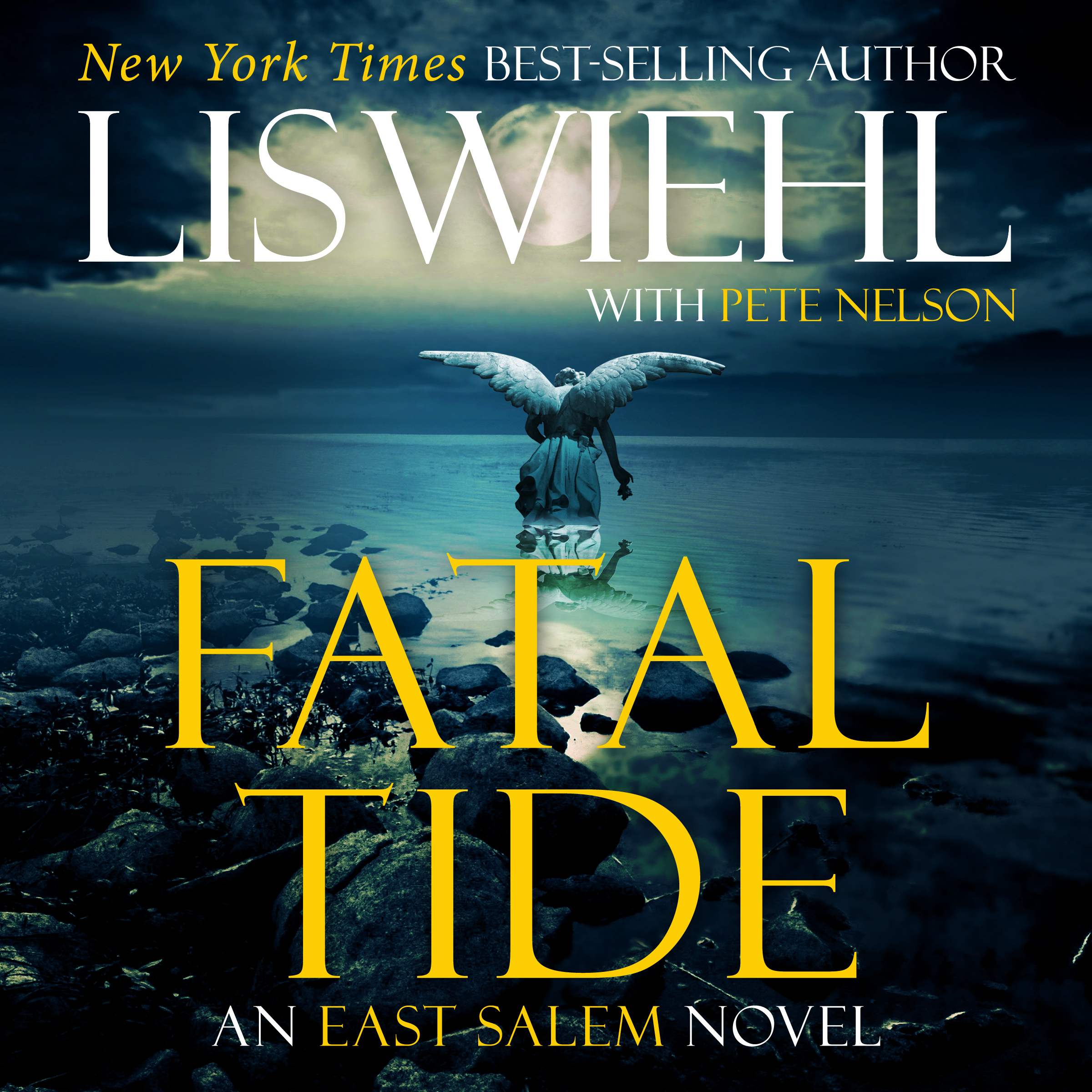 Printable Fatal Tide Audiobook Cover Art