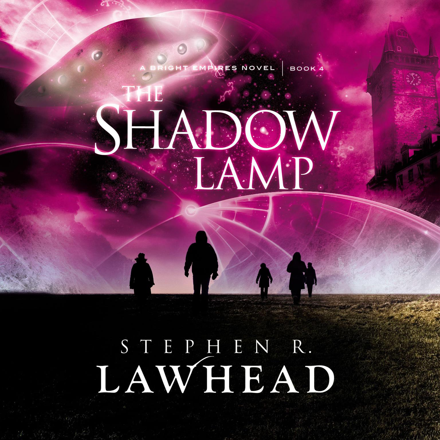 Printable The Shadow Lamp Audiobook Cover Art