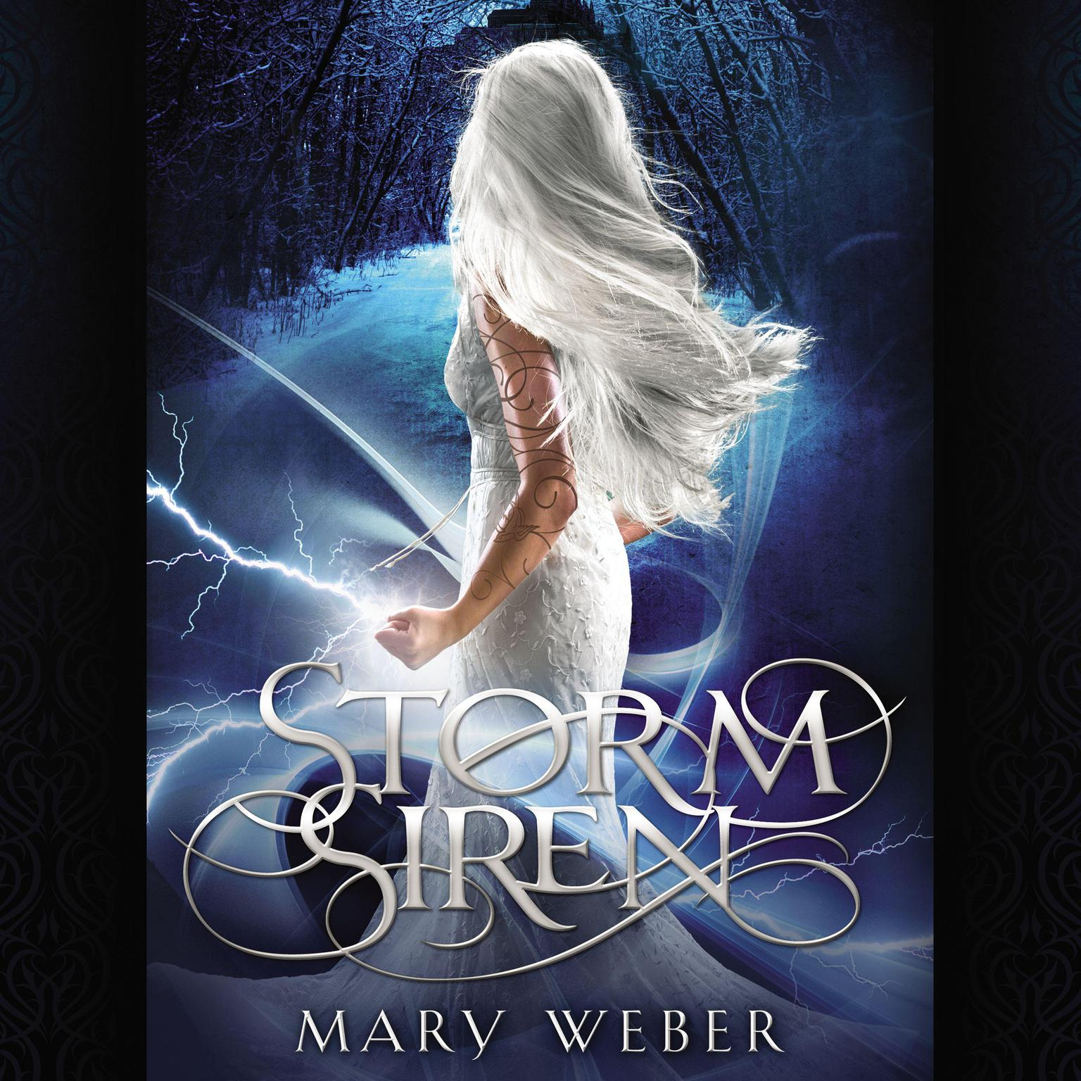 Printable Storm Siren Audiobook Cover Art