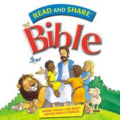 Read and Share Bible: More Than 200 Best Loved Bible Stories Audiobook, by Gwen Ellis