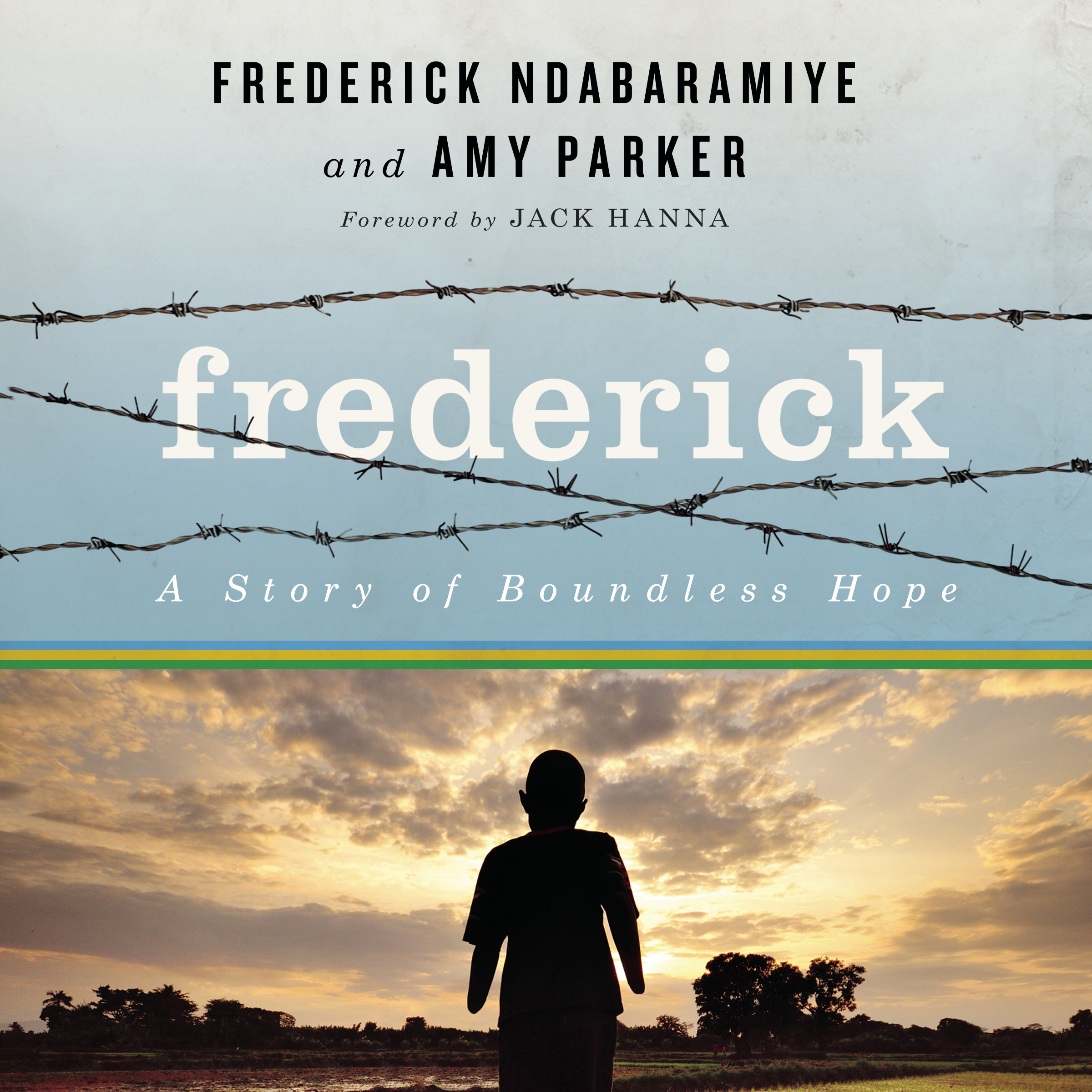 Printable Frederick: A Story of Boundless Hope Audiobook Cover Art