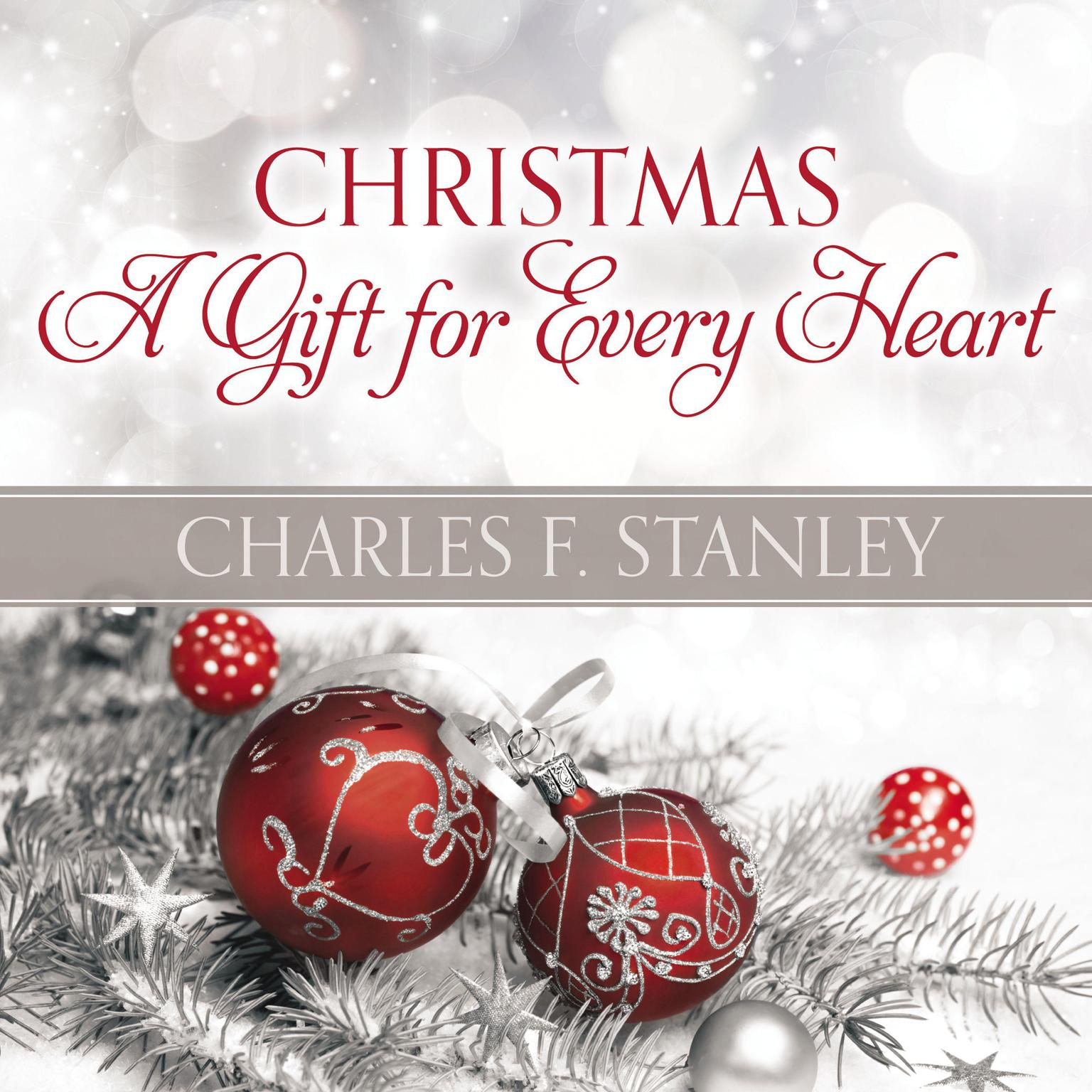 Printable Christmas: A Gift for Every Heart Audiobook Cover Art