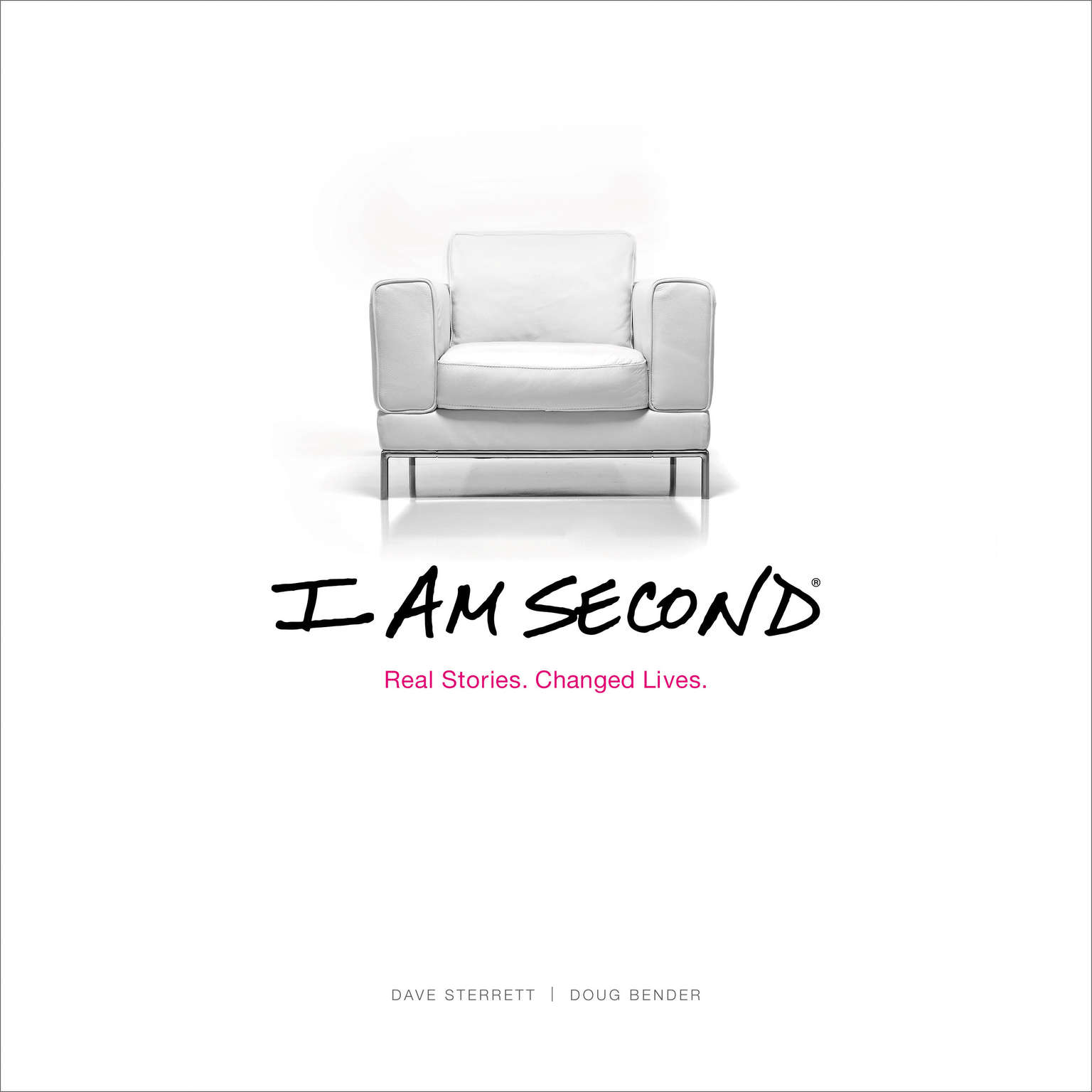 Printable I Am Second: Real Stories. Changing Lives. Audiobook Cover Art