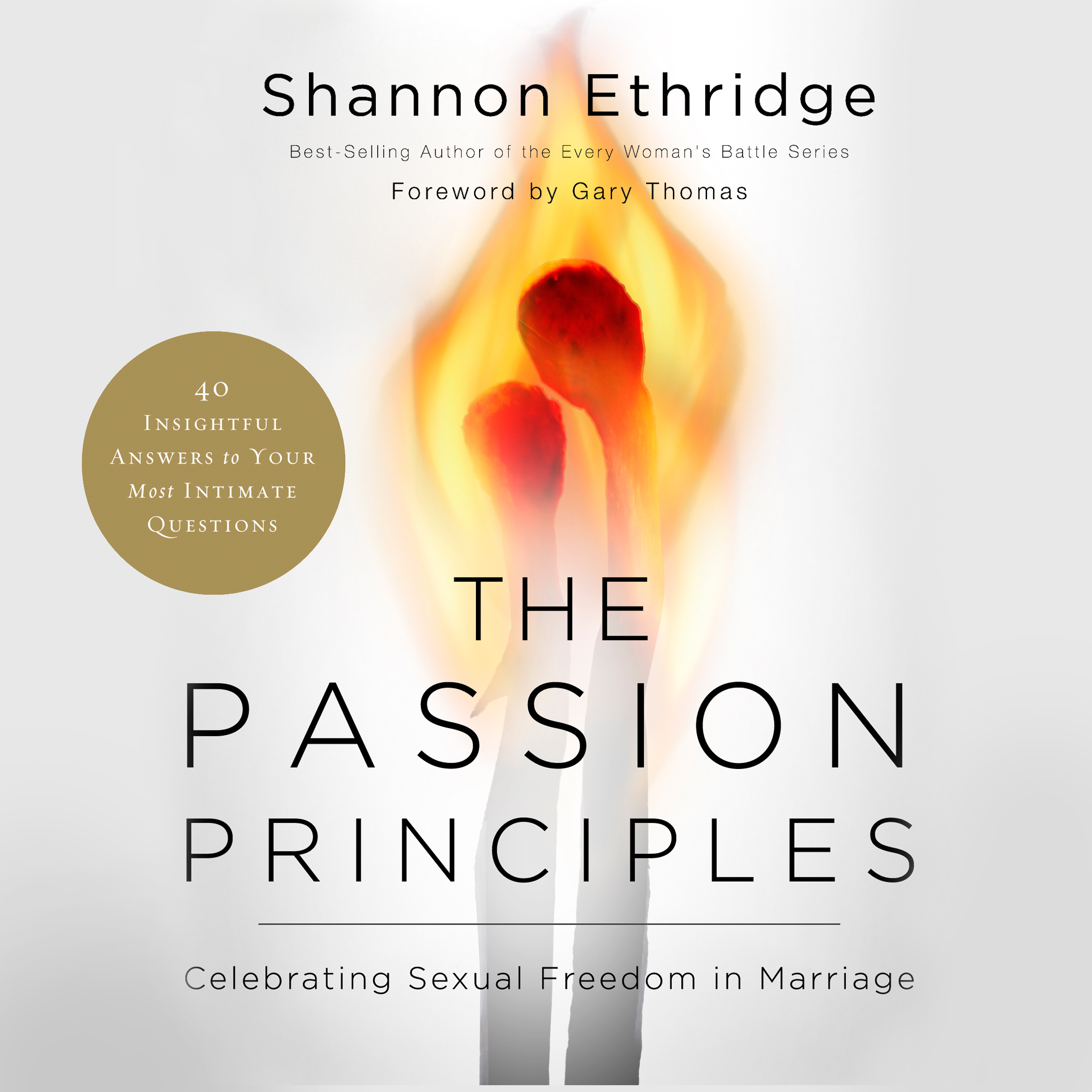 Printable The Passion Principles: Celebrating Sexual Freedom in Marriage Audiobook Cover Art