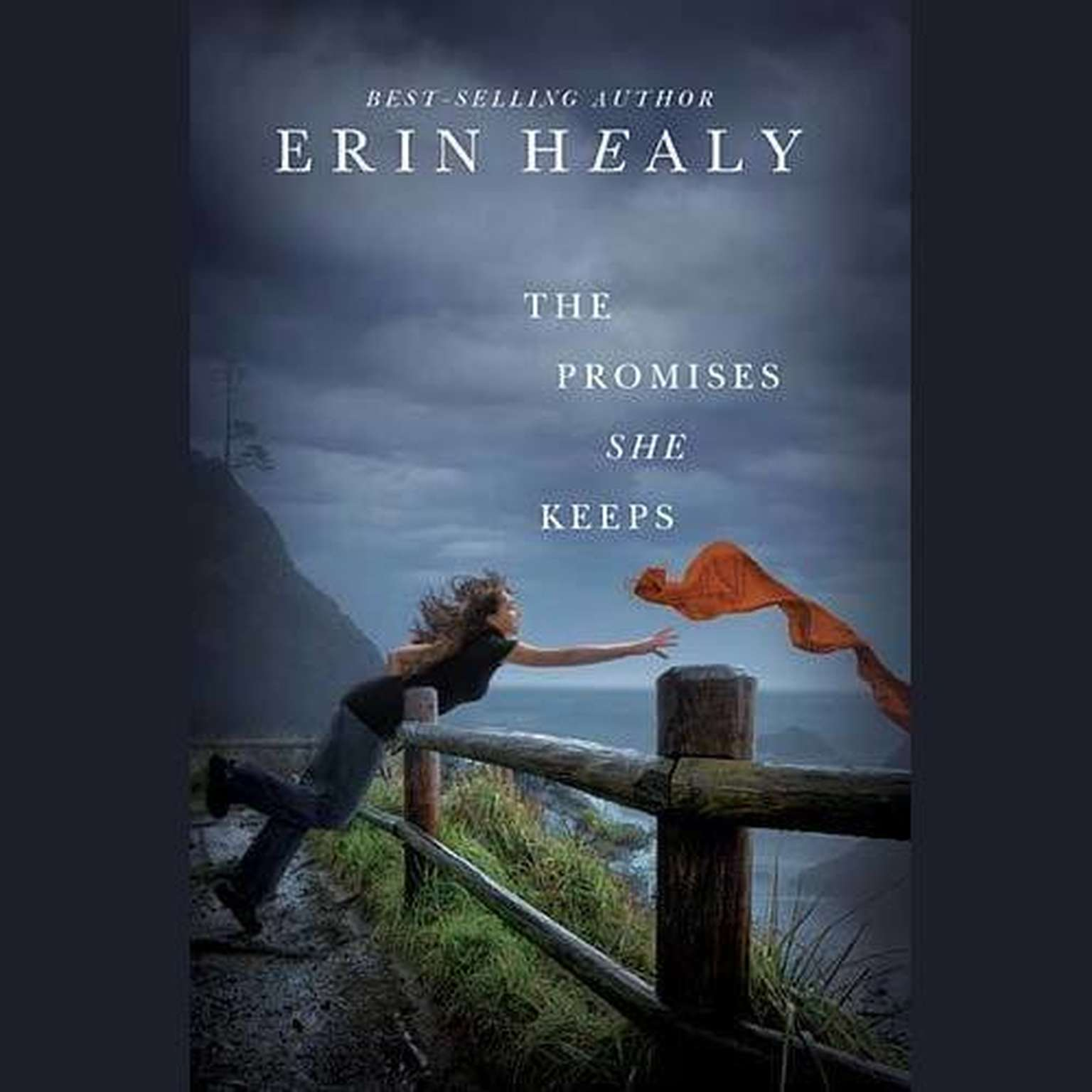 Printable The Promises She Keeps Audiobook Cover Art