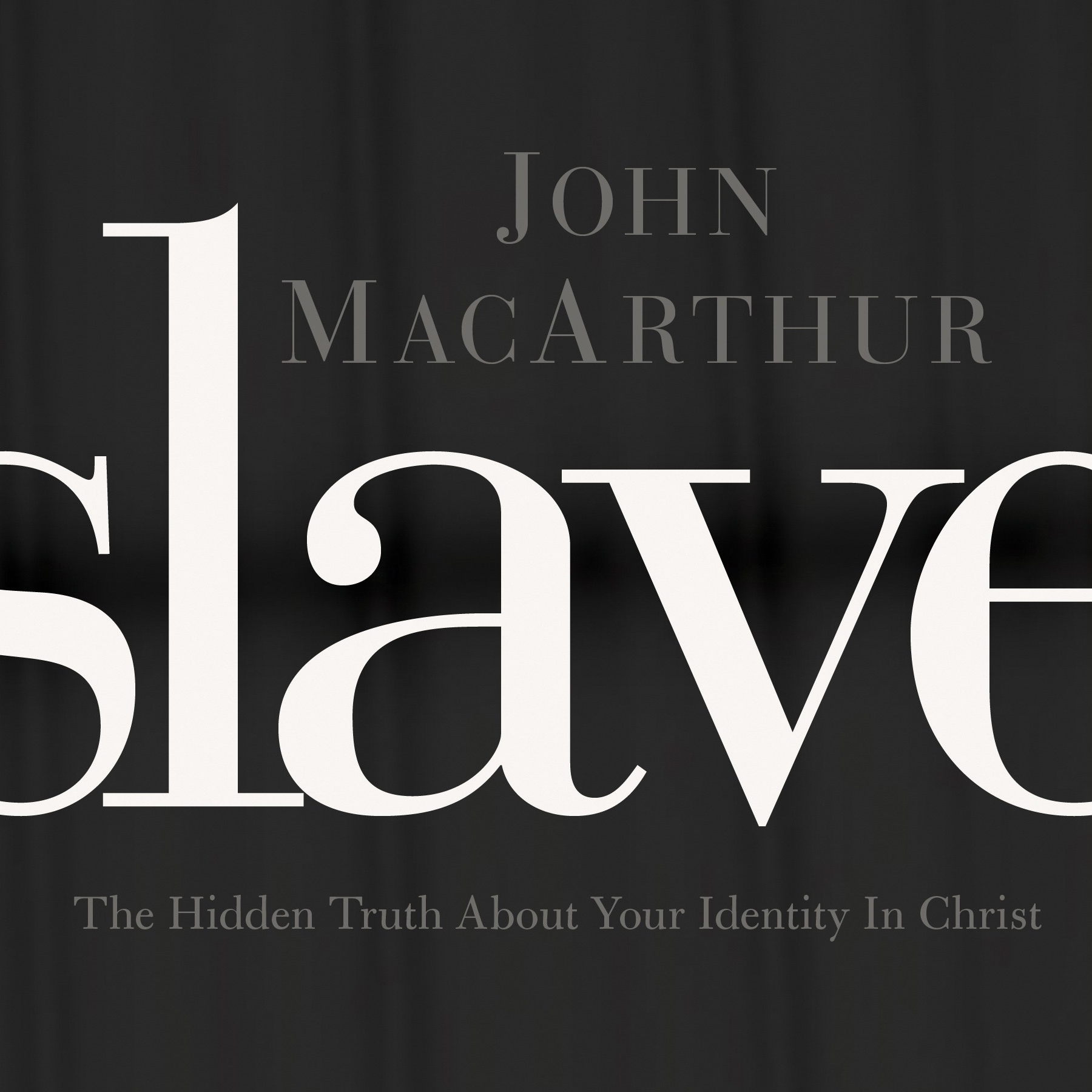 Printable Slave: The Hidden Truth About Your Identity in Christ Audiobook Cover Art