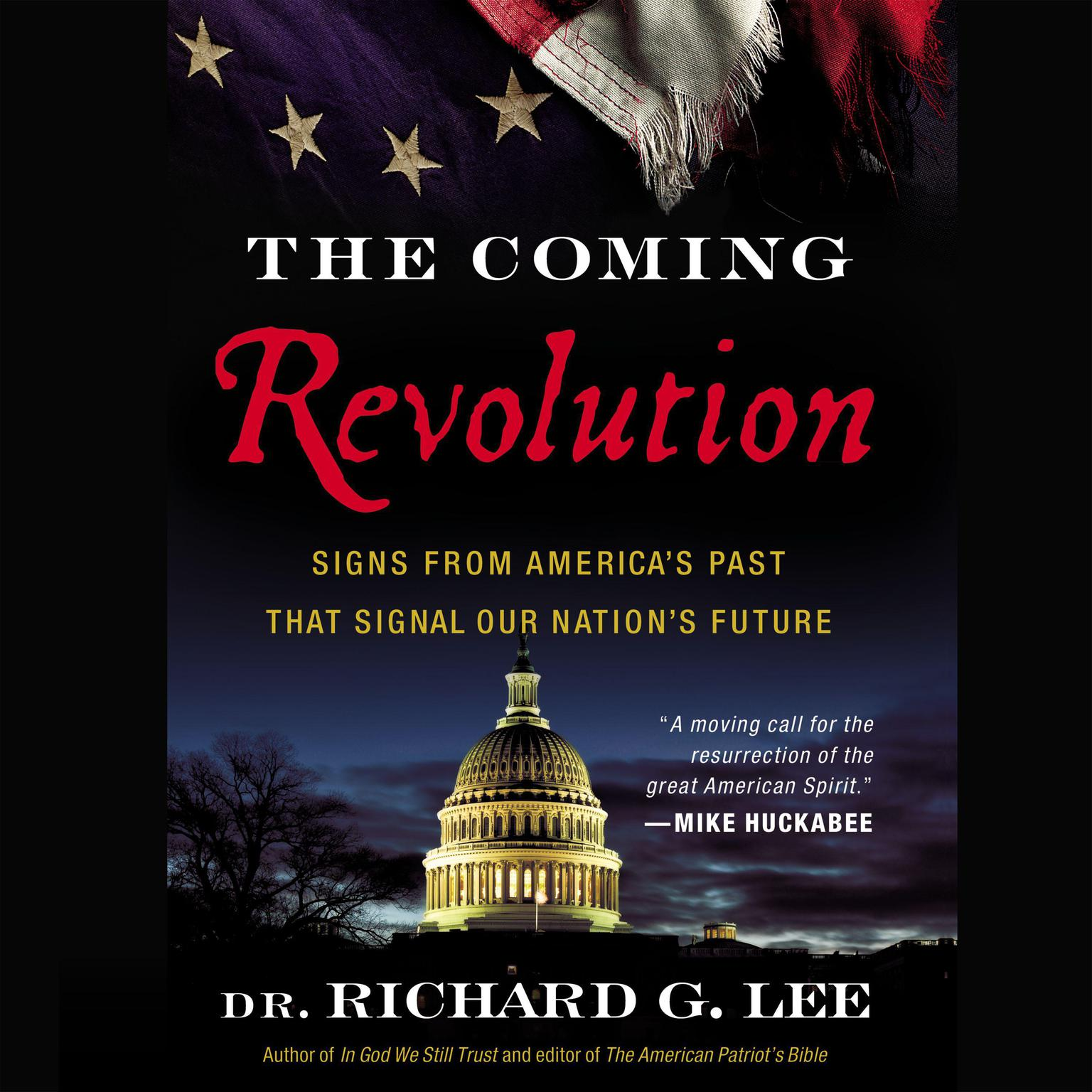 Printable The Coming Revolution: Signs from America's Past That Signal Our Nation's Future Audiobook Cover Art