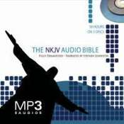 NKJV Dramatized Audio Bible Audiobook, by