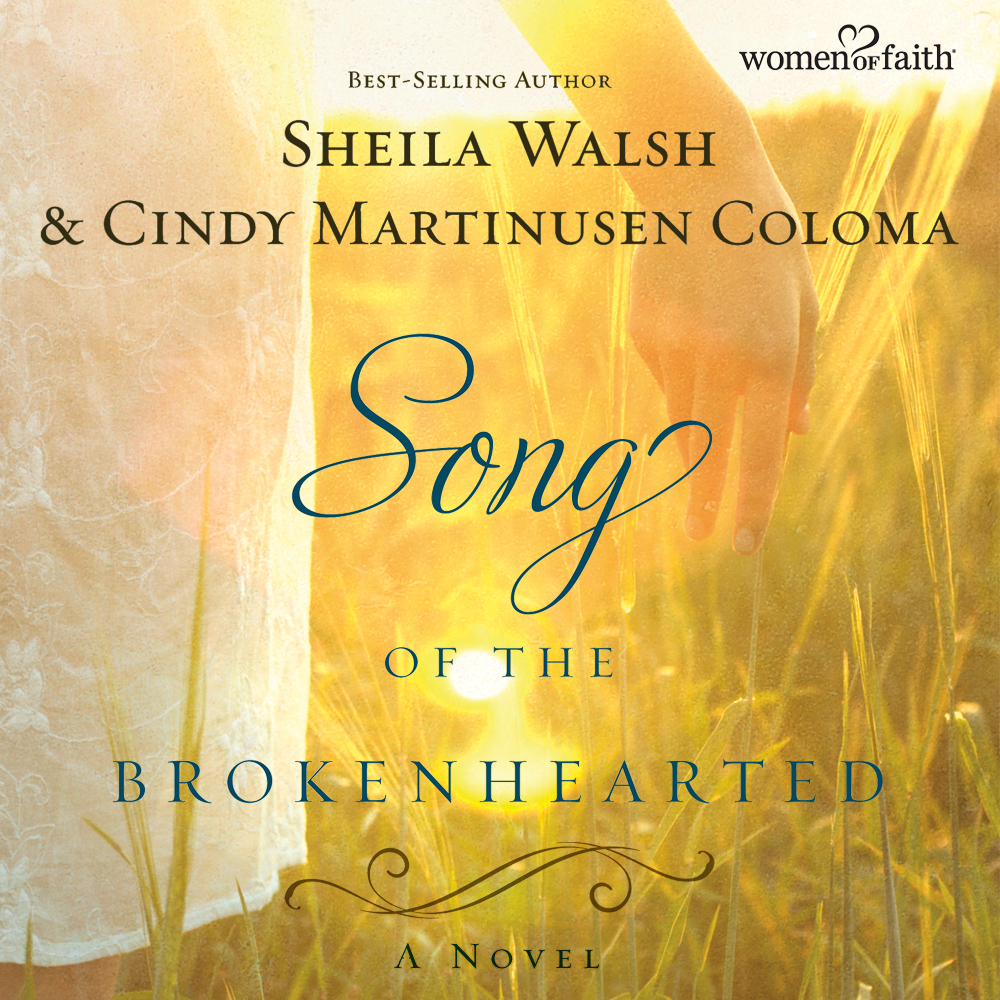 Printable Song of the Brokenhearted: A Novel Audiobook Cover Art