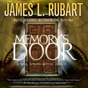Memorys Door, by James Rubart, James L. Rubart