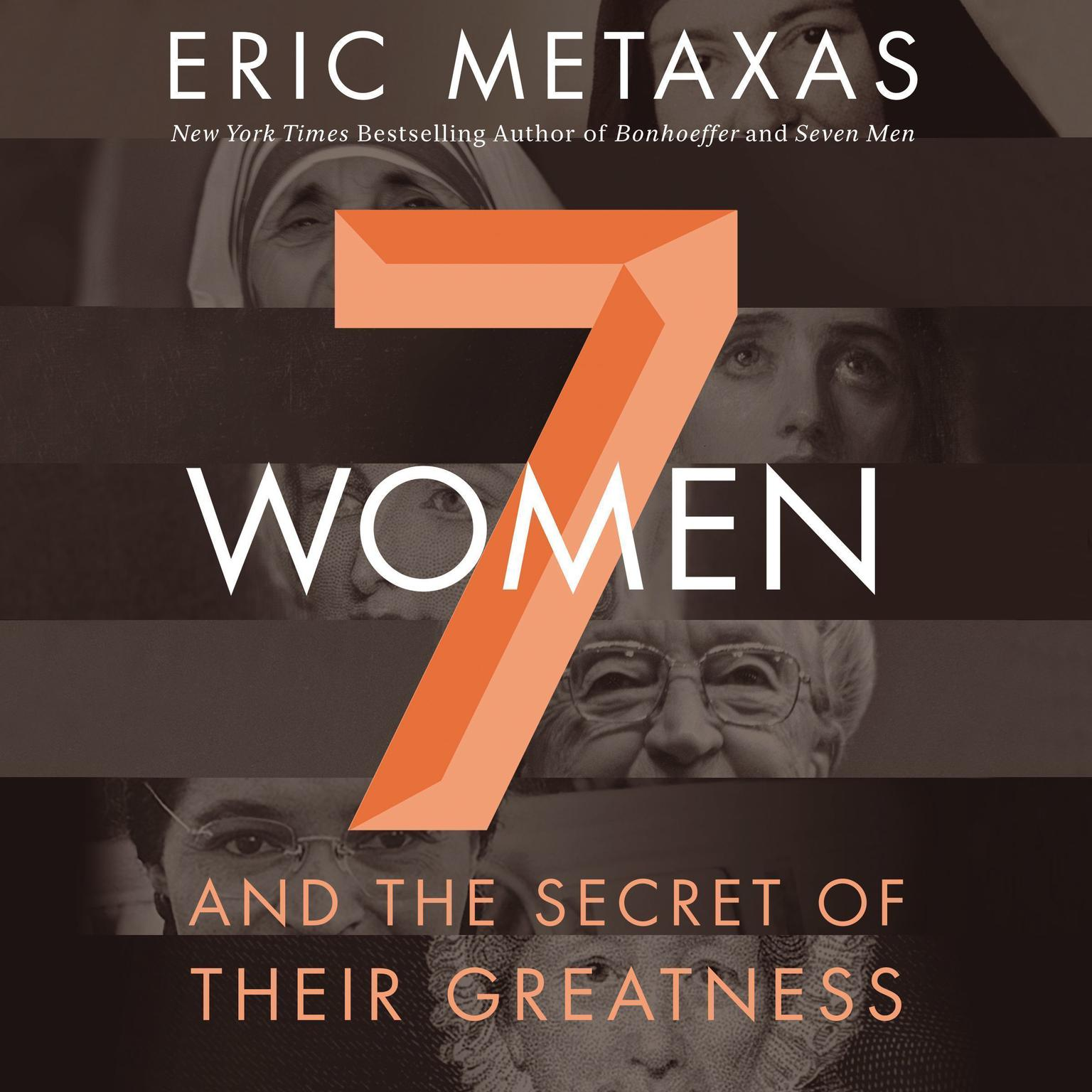 Printable Seven Women: And the Secret of Their Greatness Audiobook Cover Art