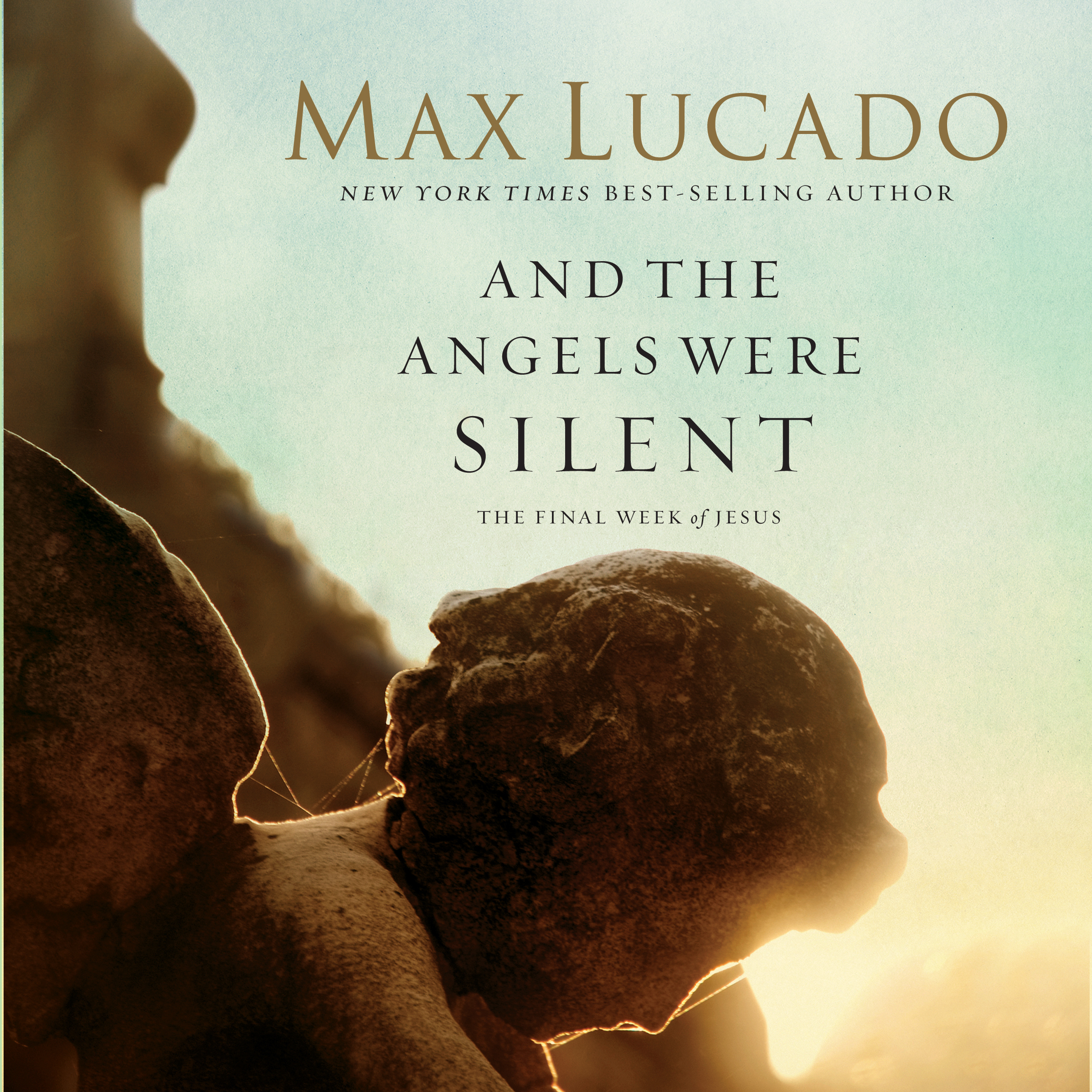 Printable And the Angels Were Silent: The Final Week of Jesus Audiobook Cover Art