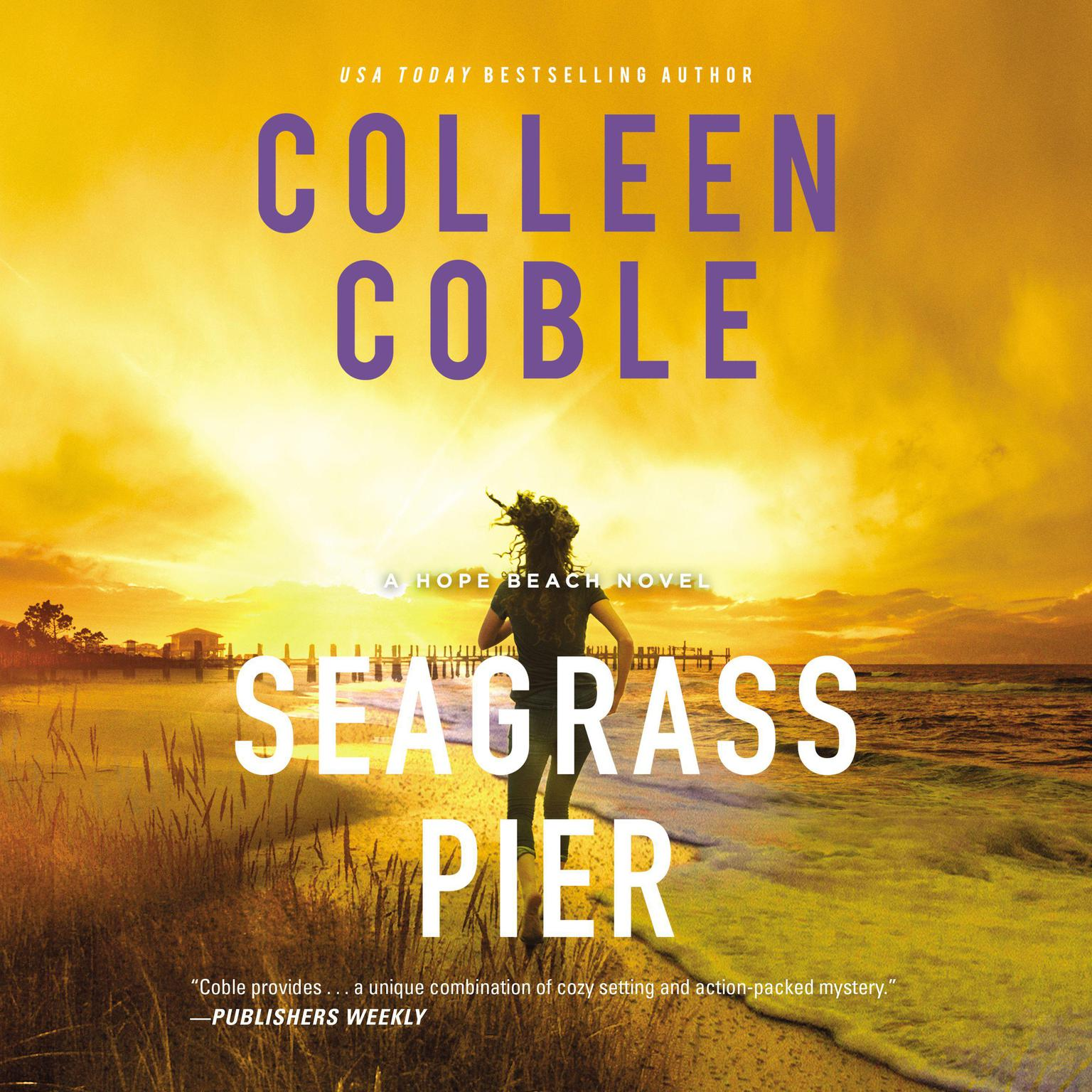 Printable Seagrass Pier Audiobook Cover Art