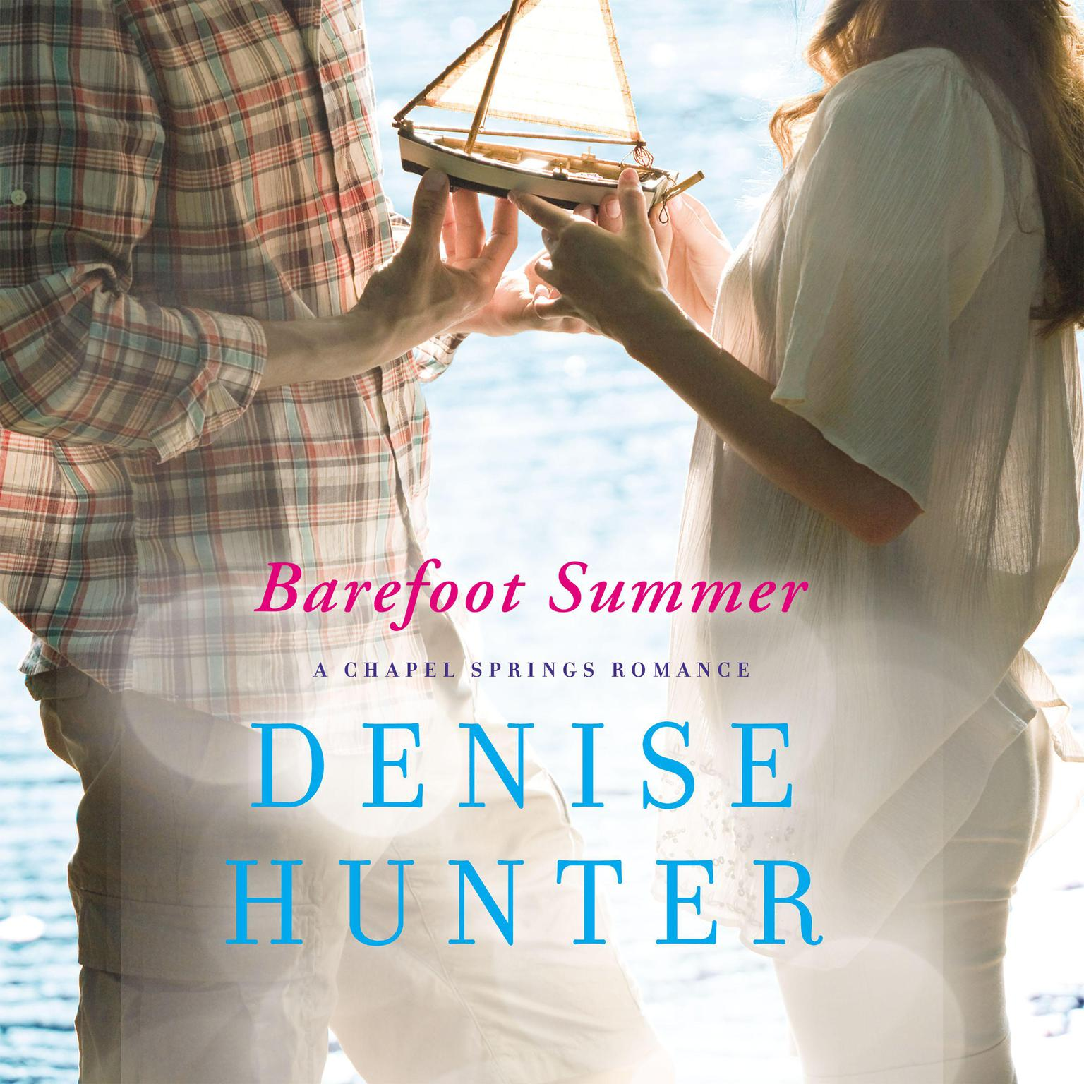 Printable Barefoot Summer Audiobook Cover Art