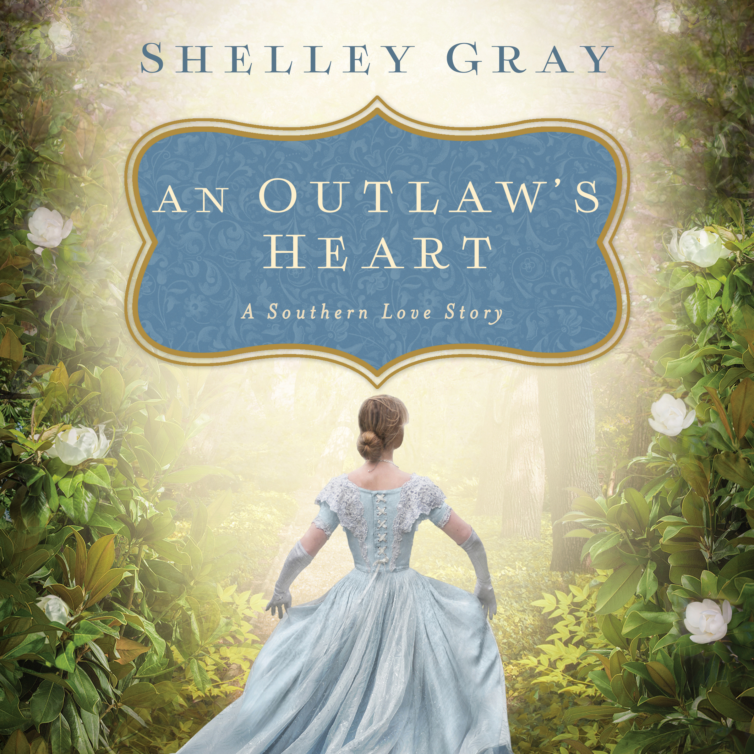 Printable An Outlaw's Heart: A Southern Love Story Audiobook Cover Art