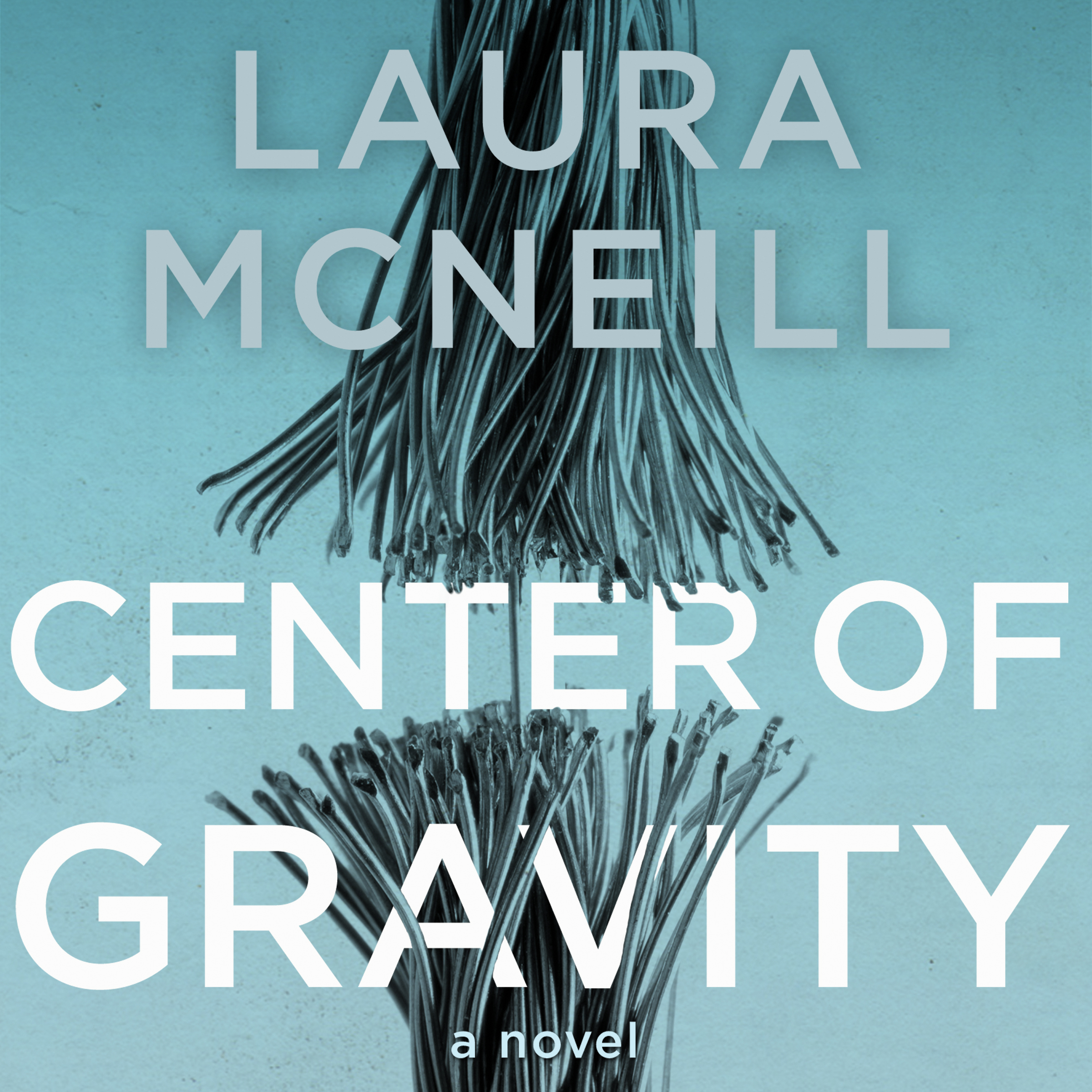Printable Center of Gravity Audiobook Cover Art