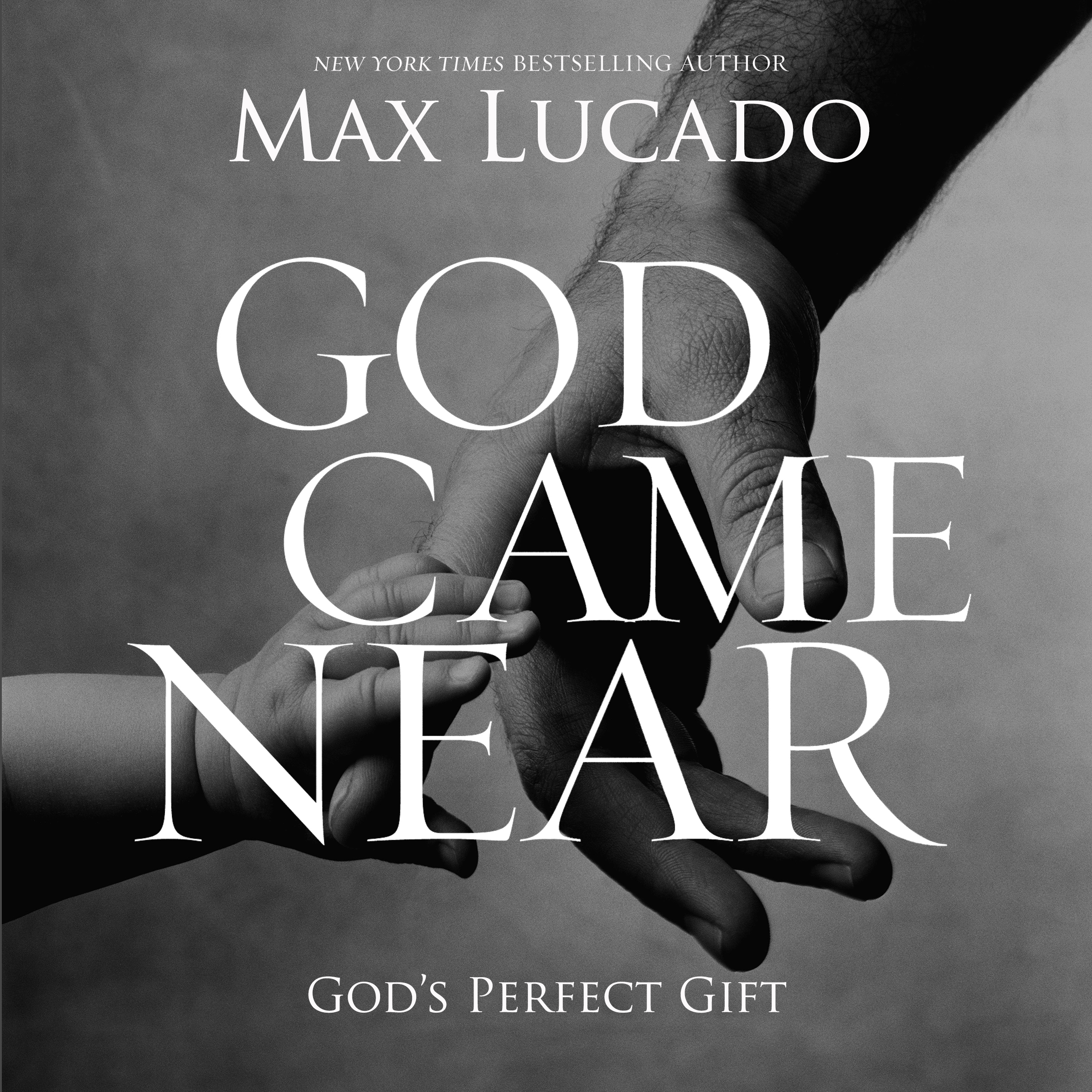 Printable God Came Near: God's Perfect Gift Audiobook Cover Art