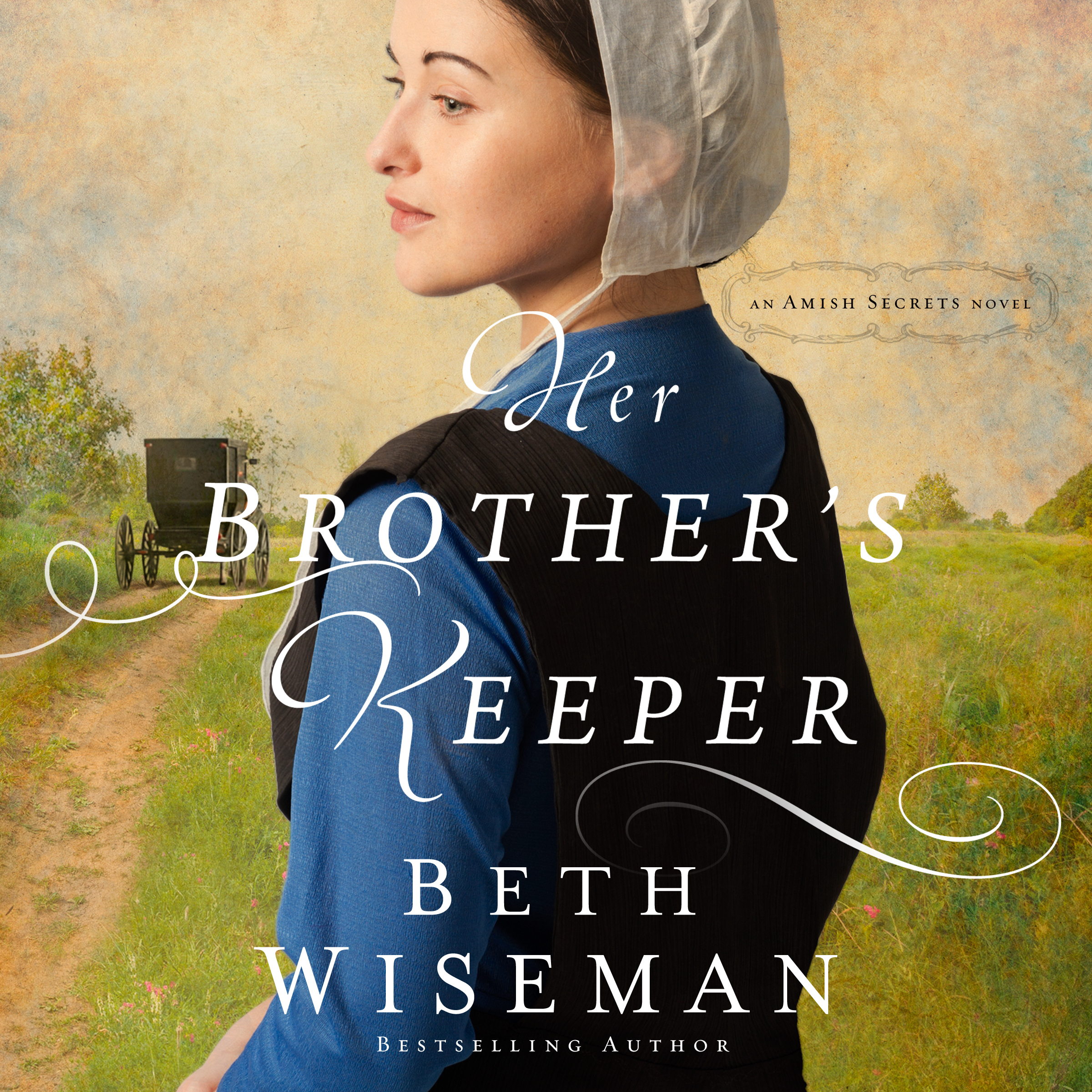 Printable Her Brother's Keeper Audiobook Cover Art