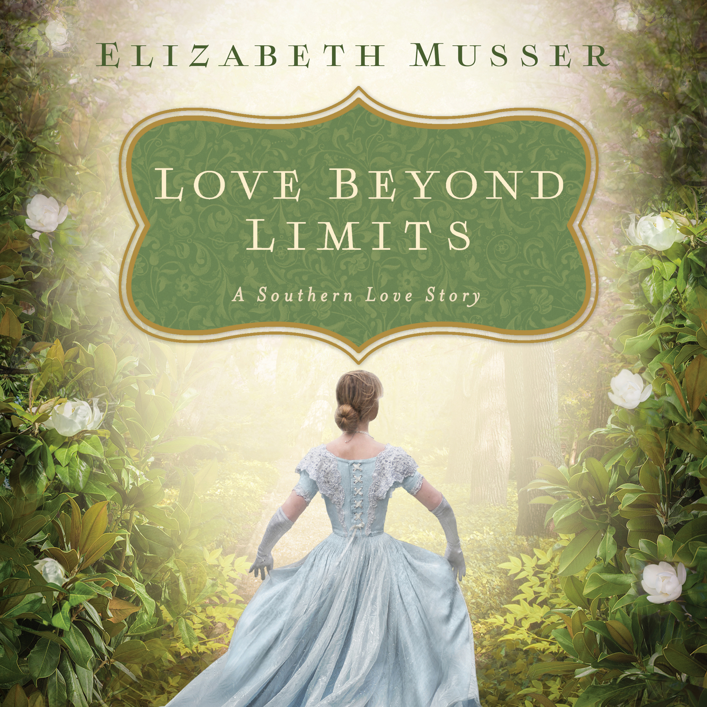 Printable Love Beyond Limits: A Southern Love Story Audiobook Cover Art