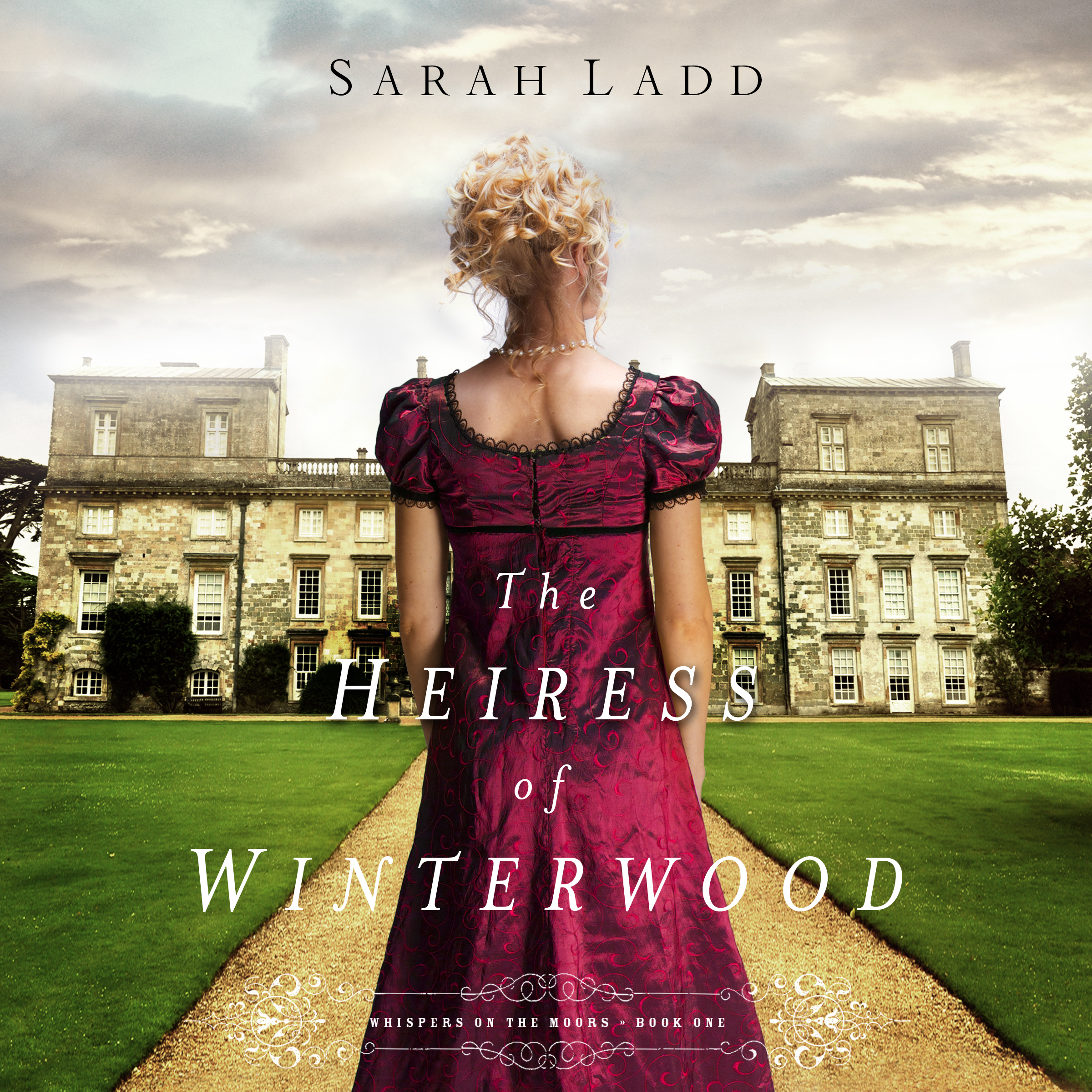 Printable The Heiress of Winterwood Audiobook Cover Art