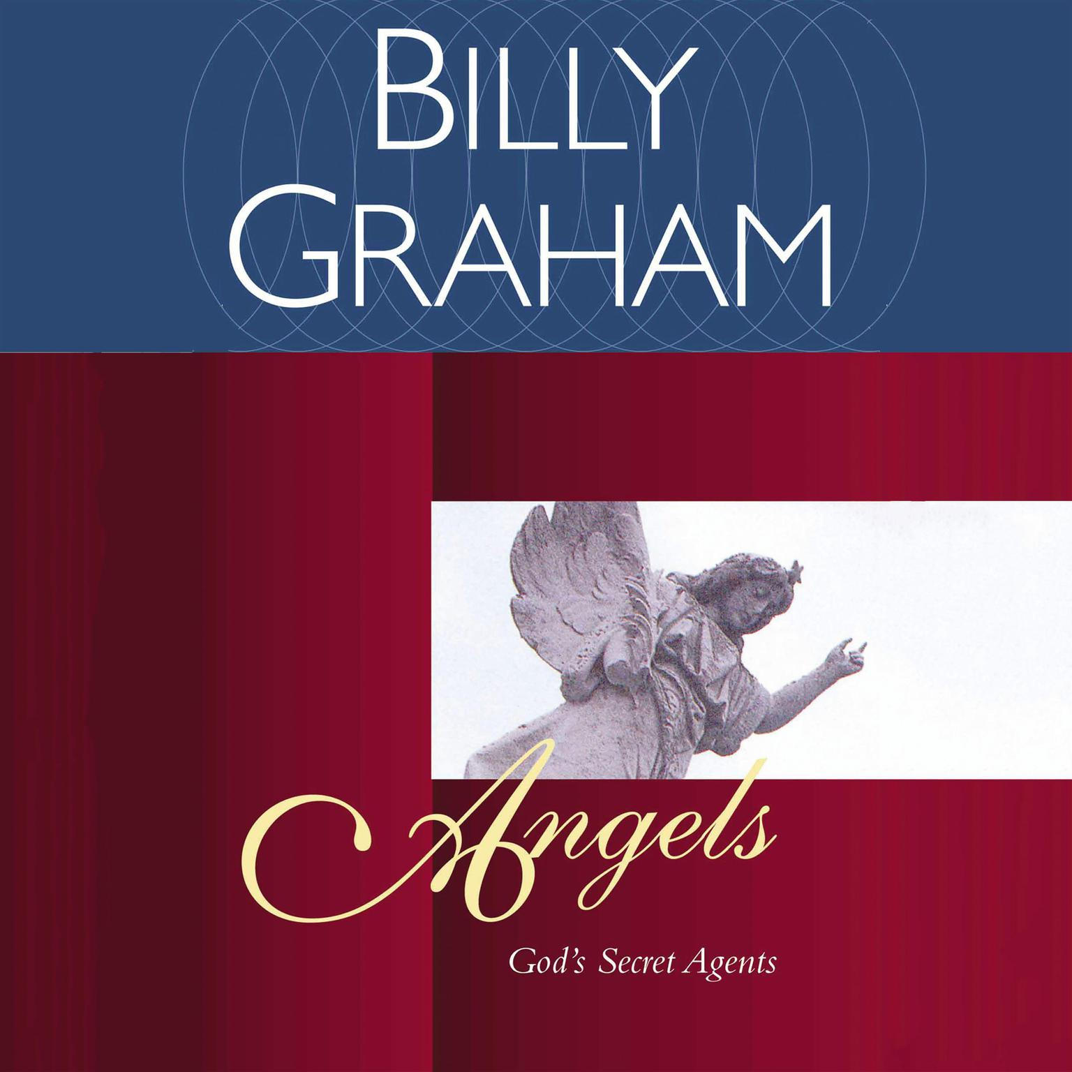 Printable Angels: God's Secret Agents Audiobook Cover Art