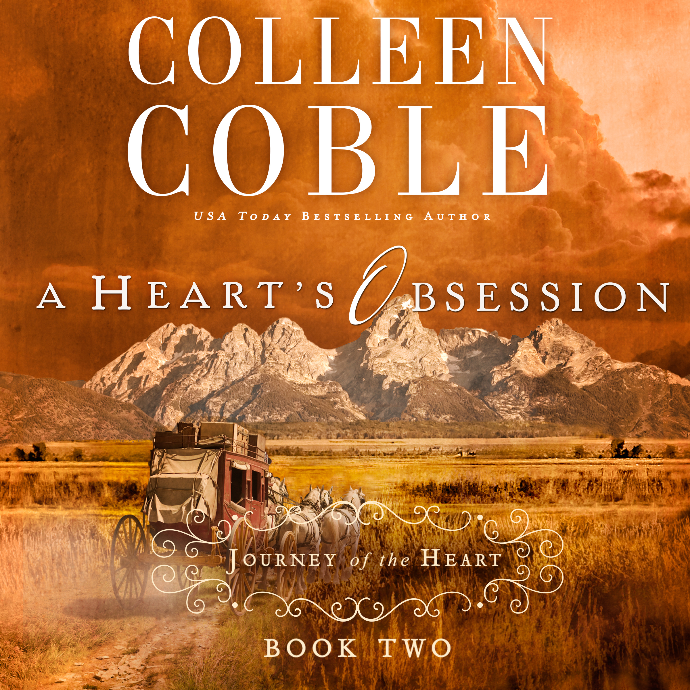 Printable A Heart's Obsession Audiobook Cover Art