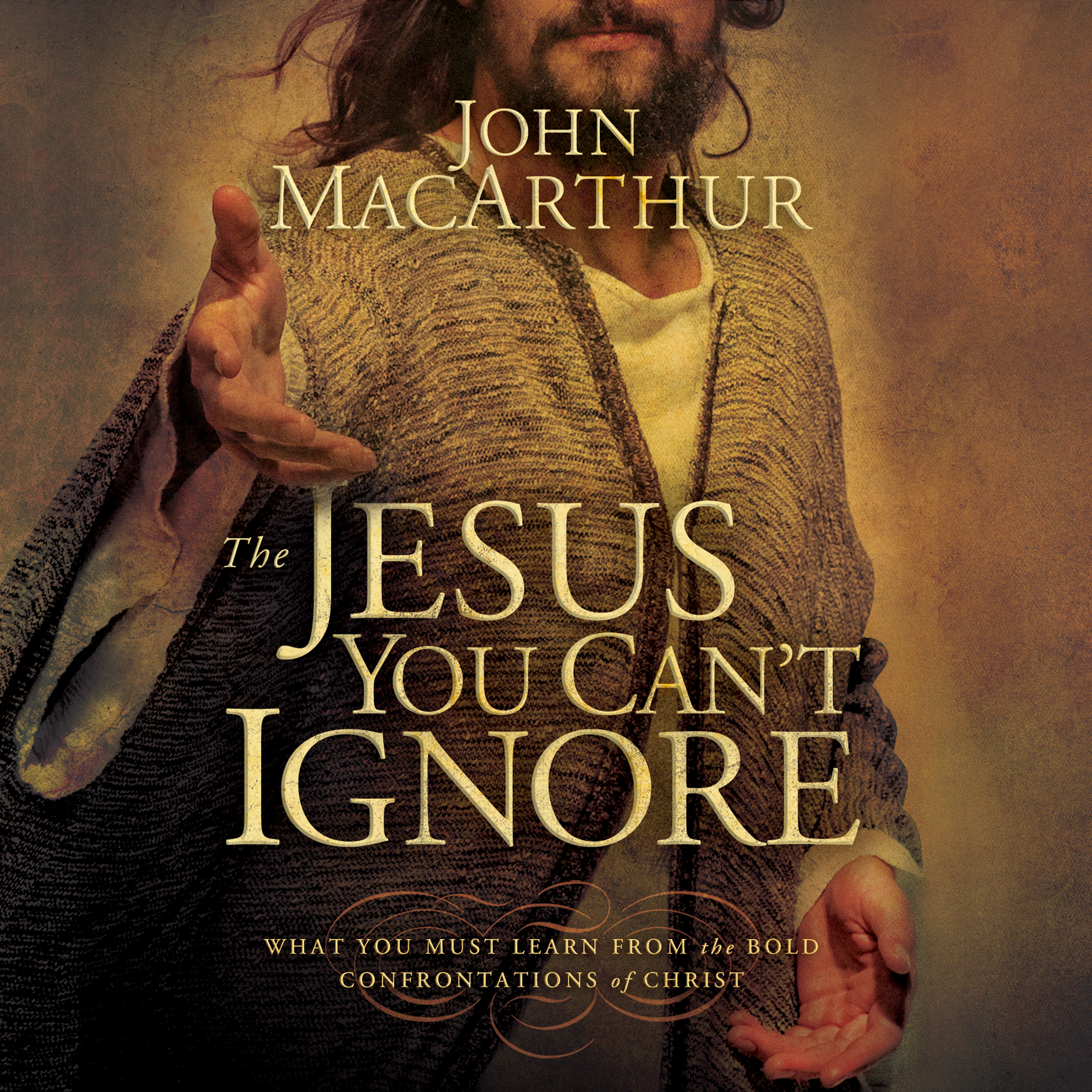 Printable The Jesus You Can't Ignore: What You Must Learn from the Bold Confrontations of Christ Audiobook Cover Art