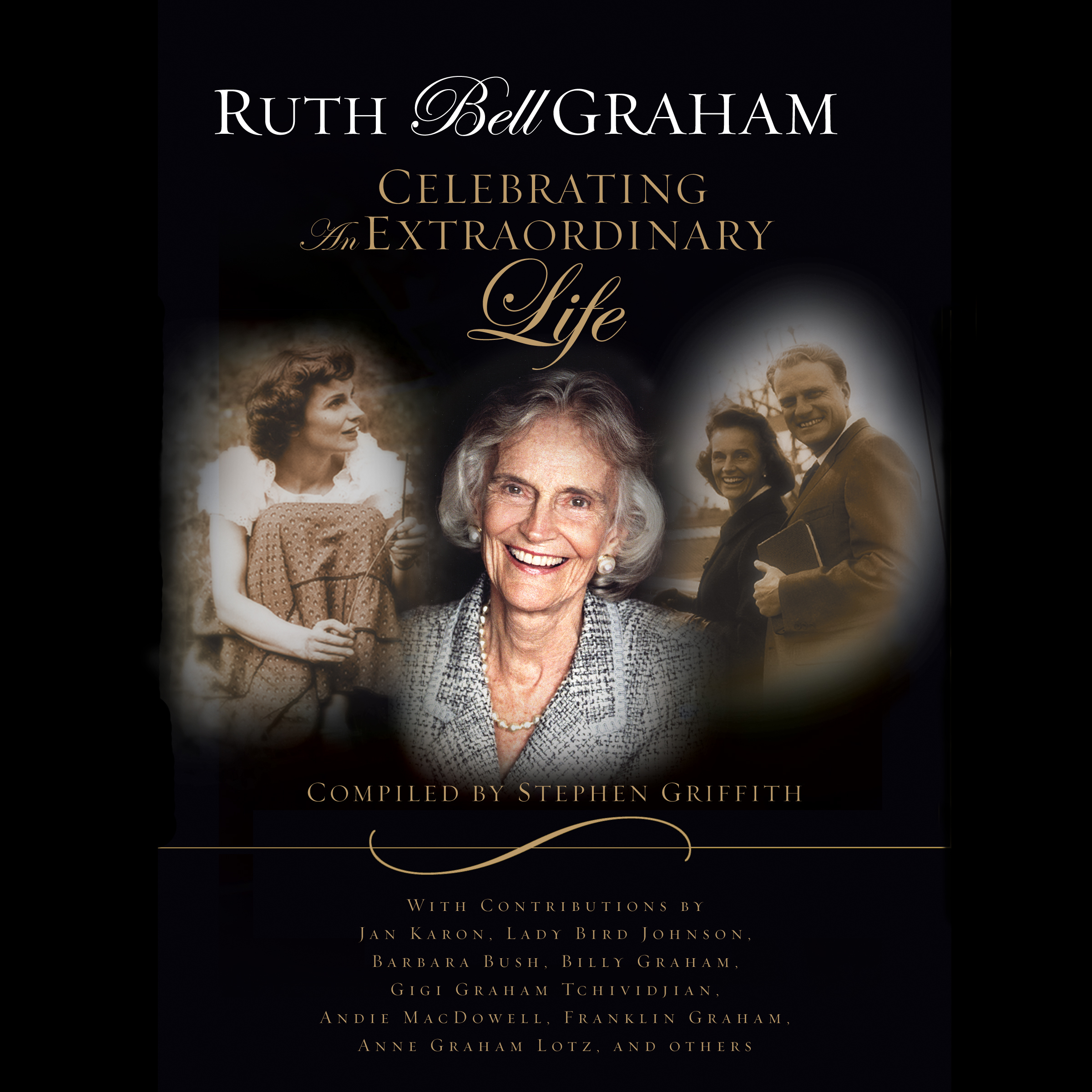 Printable Ruth Bell Graham: Celebrating an Extraordinary Life Audiobook Cover Art