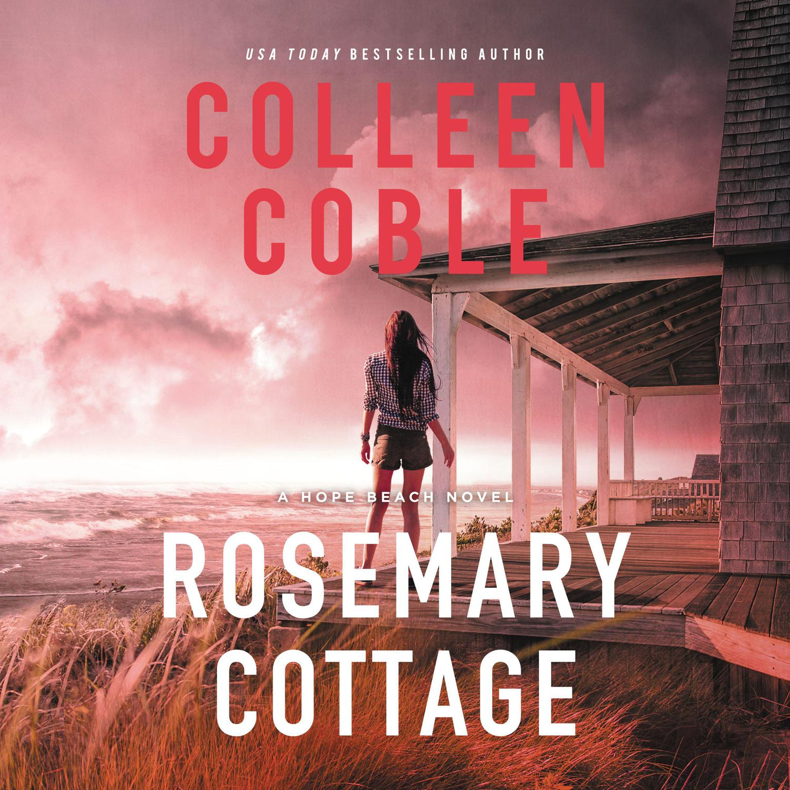 Printable Rosemary Cottage Audiobook Cover Art
