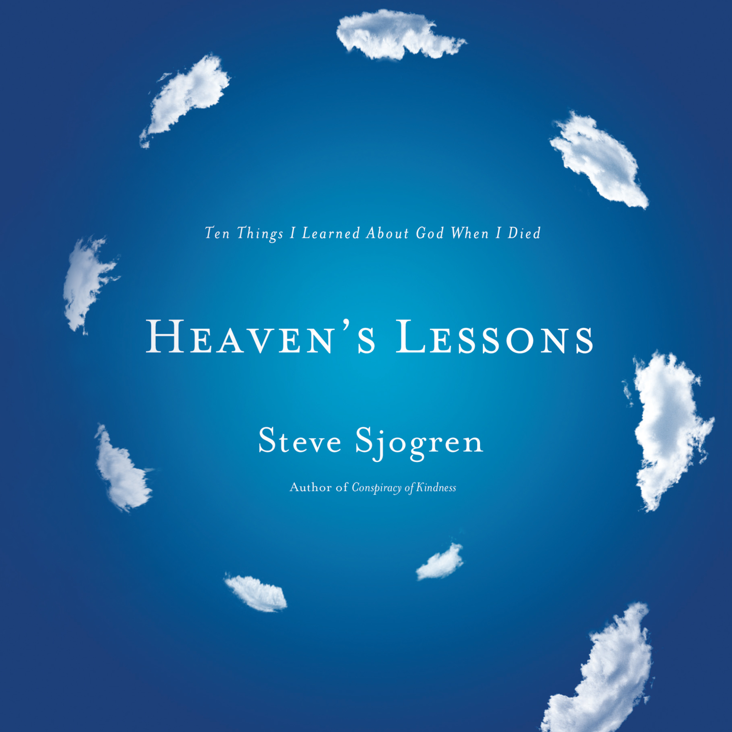 Printable Heaven's Lessons: Ten Things I Learned About God When I Died Audiobook Cover Art