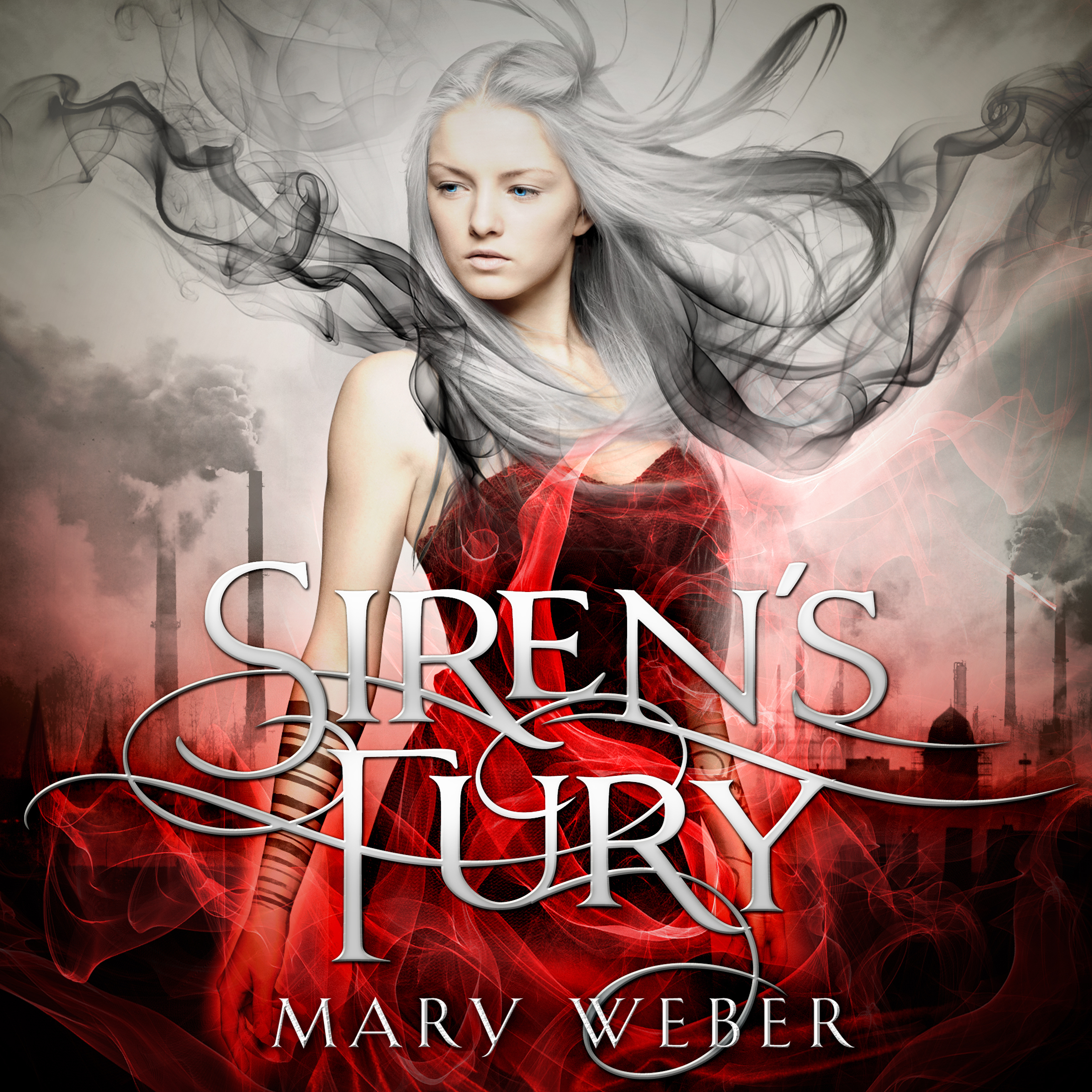 Printable Siren's Fury Audiobook Cover Art