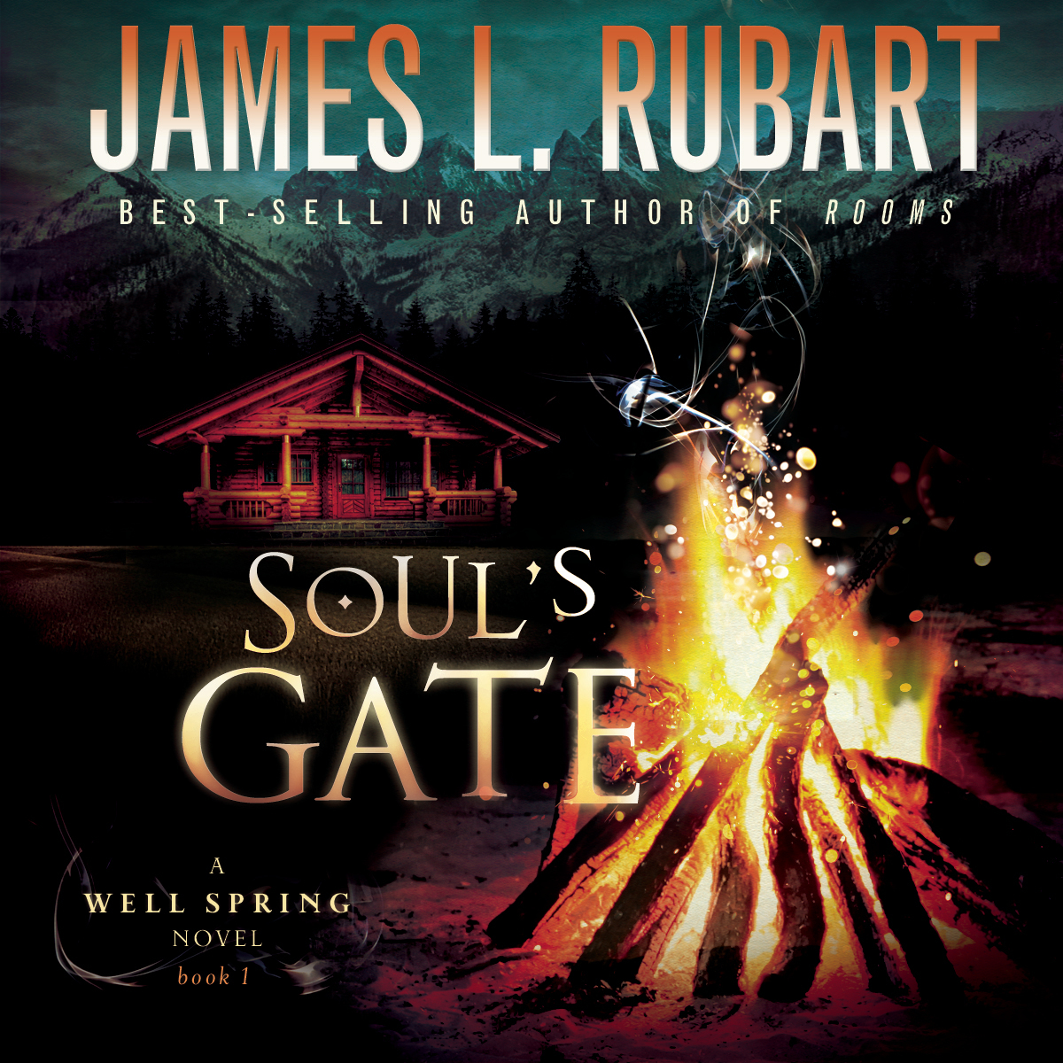 Printable Soul's Gate Audiobook Cover Art