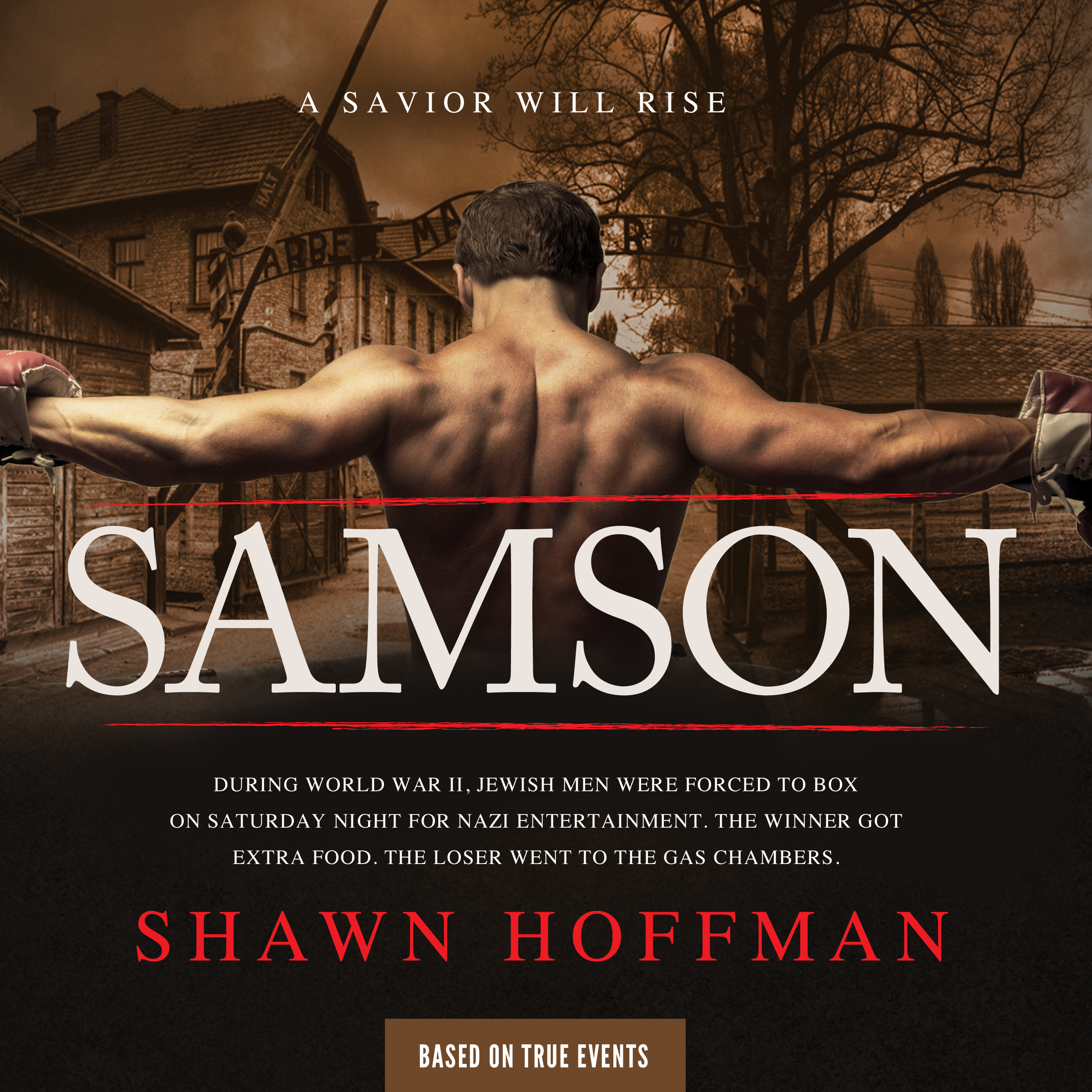 Printable Samson: A Savior Will Rise Audiobook Cover Art