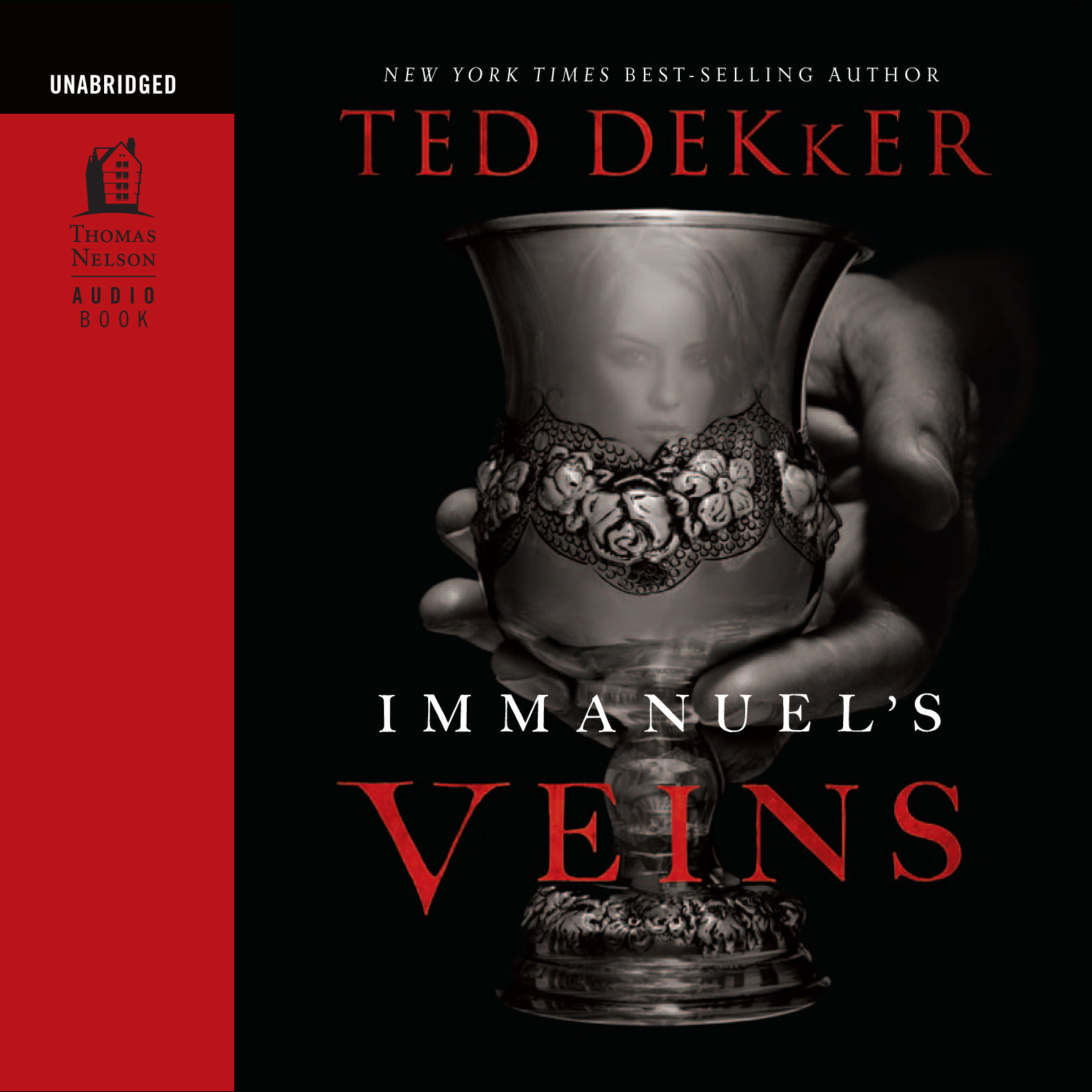Printable Immanuel's Veins Audiobook Cover Art