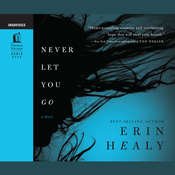 Never Let You Go Audiobook, by Erin Healy