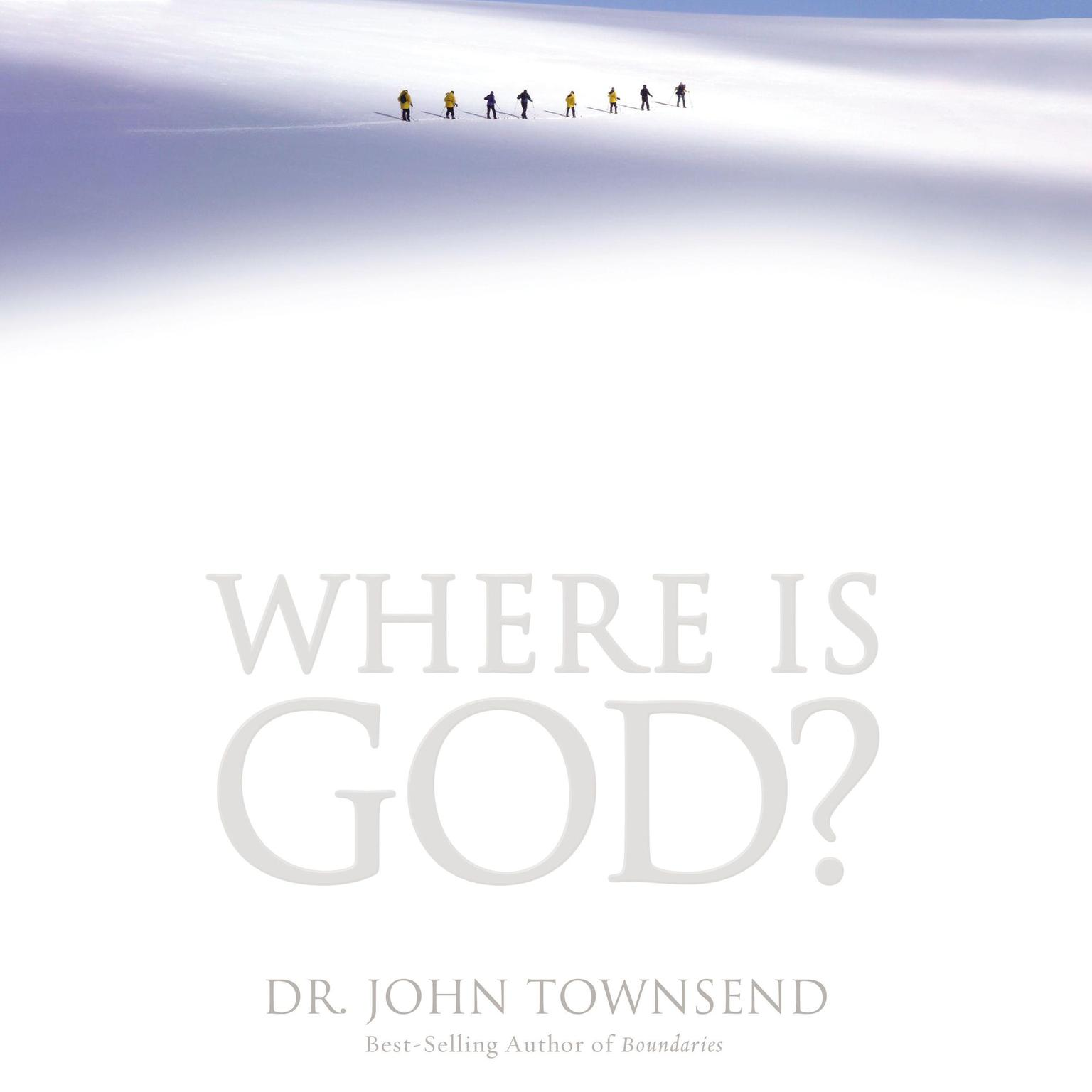Printable Where Is God?: Finding His Presence, Purpose, and Power in Difficult Times Audiobook Cover Art
