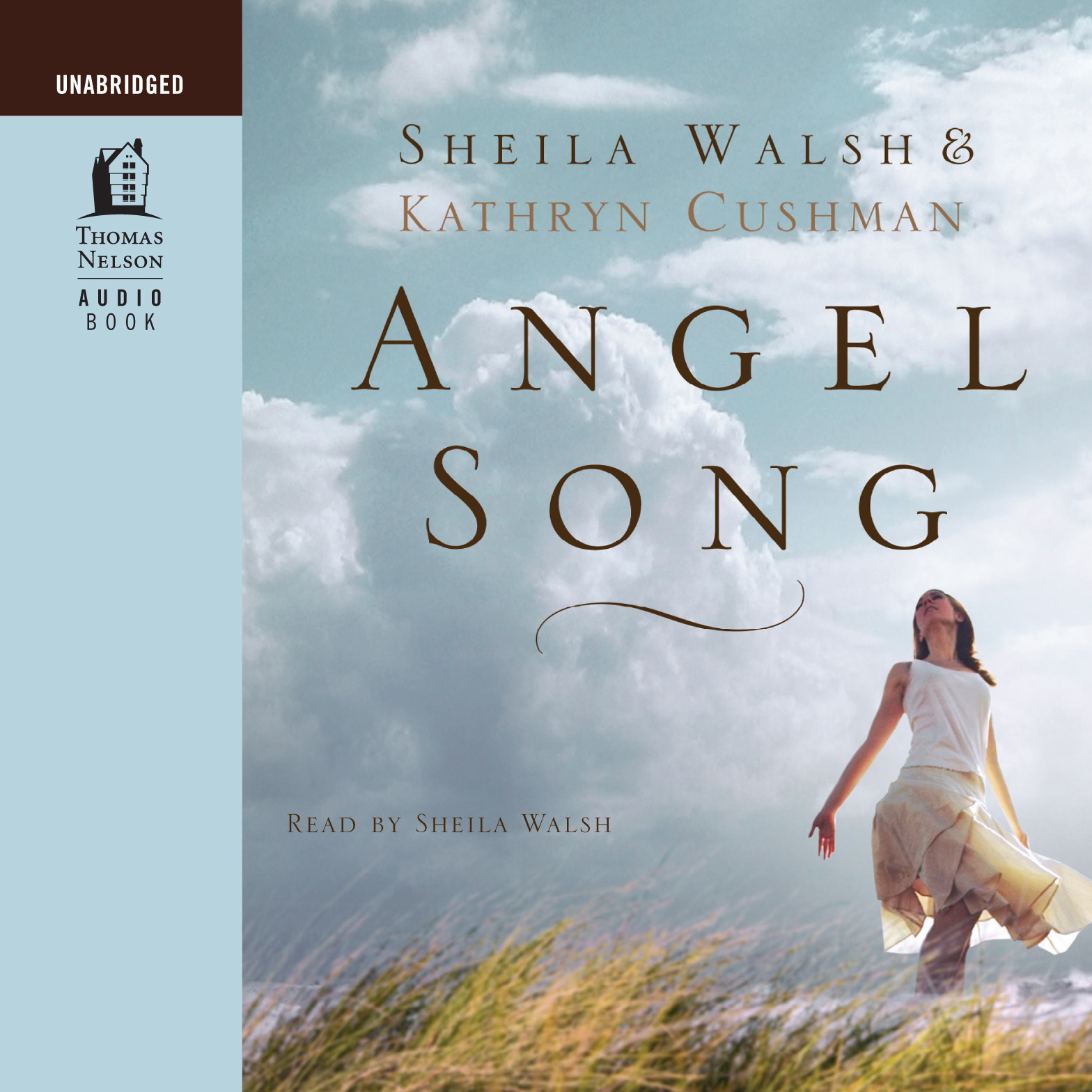 Printable Angel Song Audiobook Cover Art
