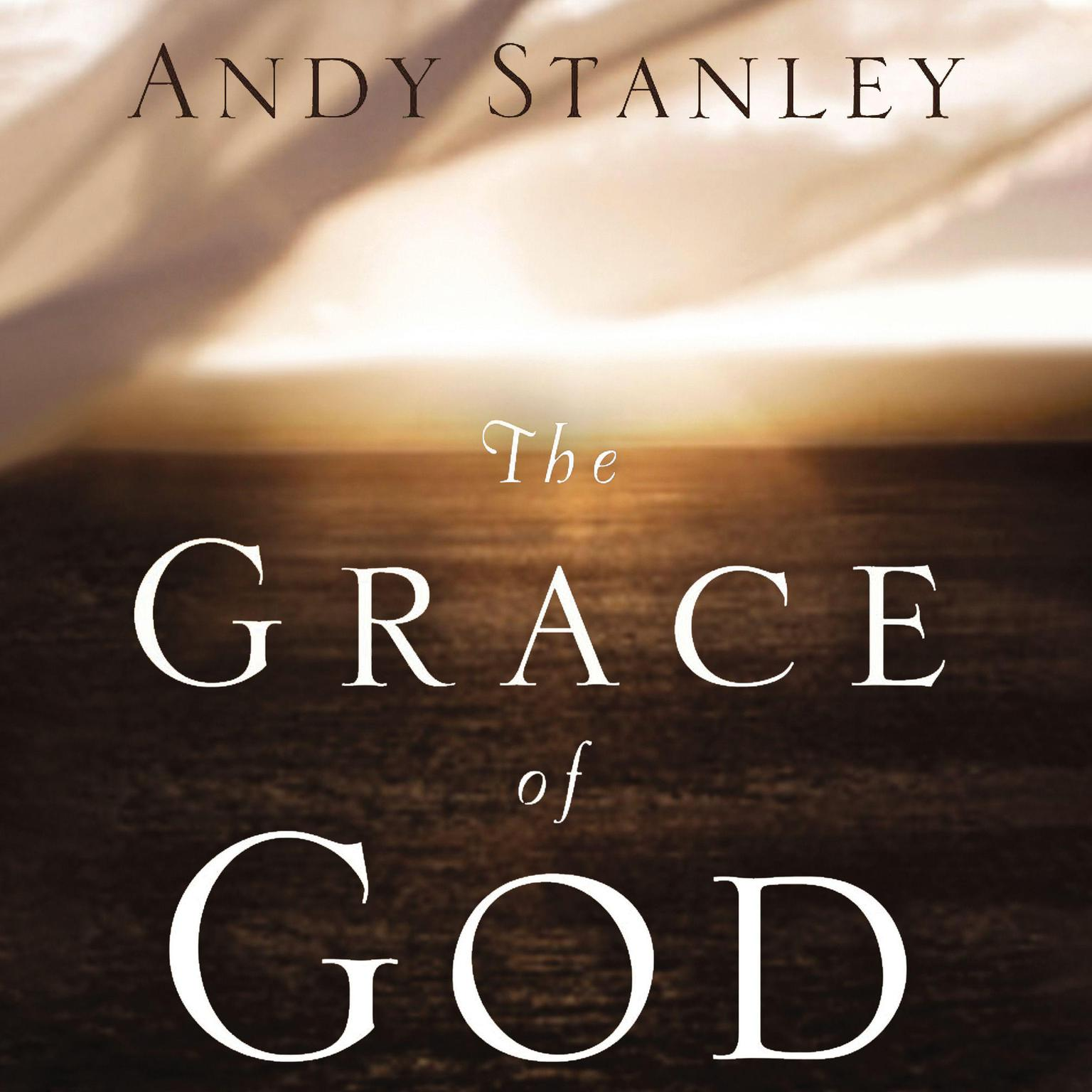 Printable The Grace of God Audiobook Cover Art
