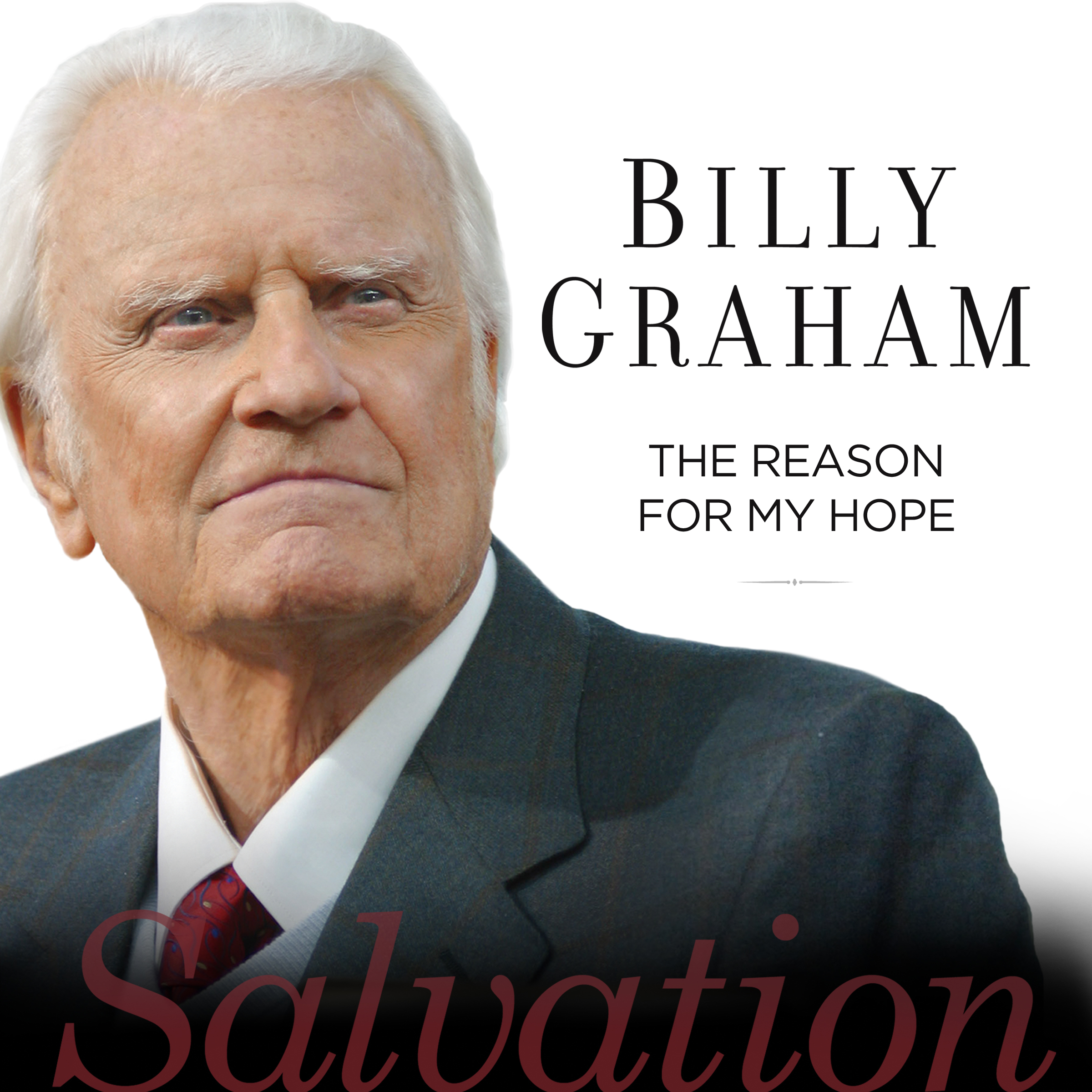 Printable The Reason For My Hope: Salvation Audiobook Cover Art